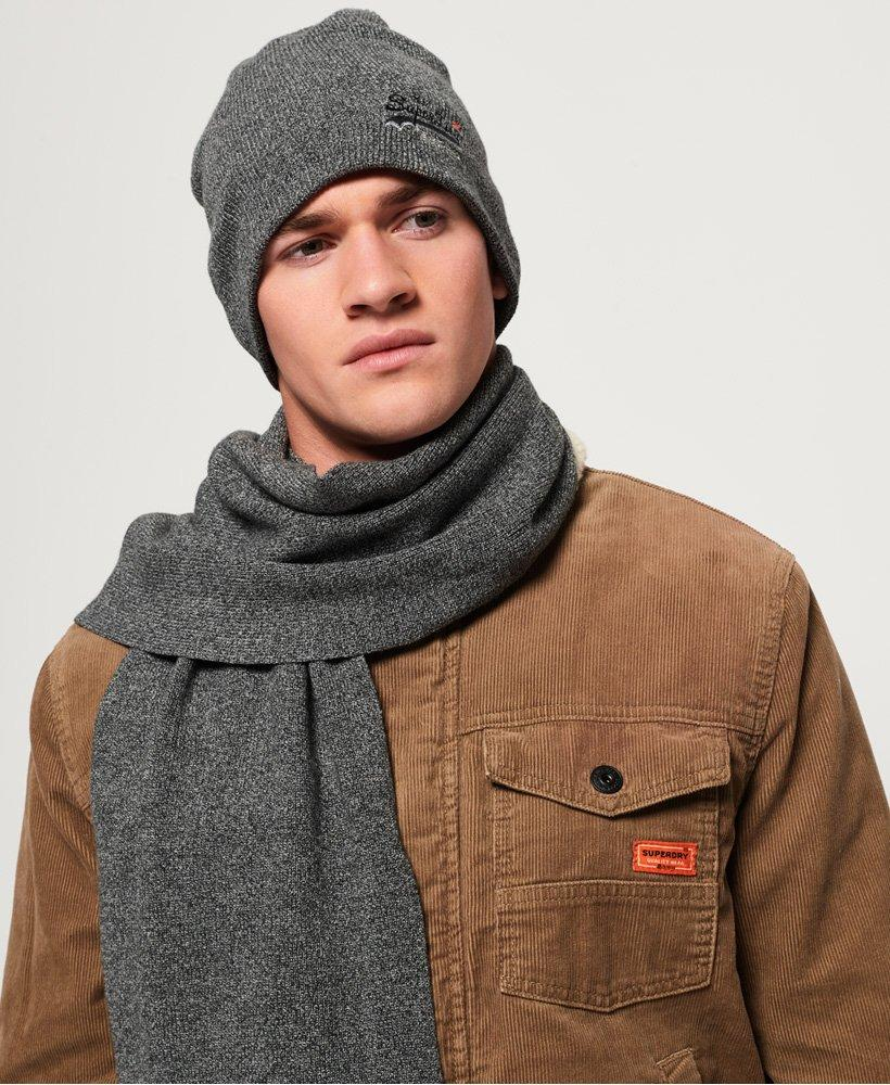 d7a92a94d Superdry Orange Label Scarf And Beanie Set in Gray for Men - Lyst