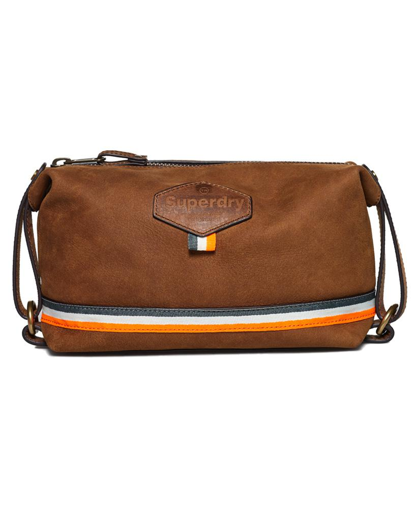 Lyst - Superdry Windsor Travel Bag in Brown