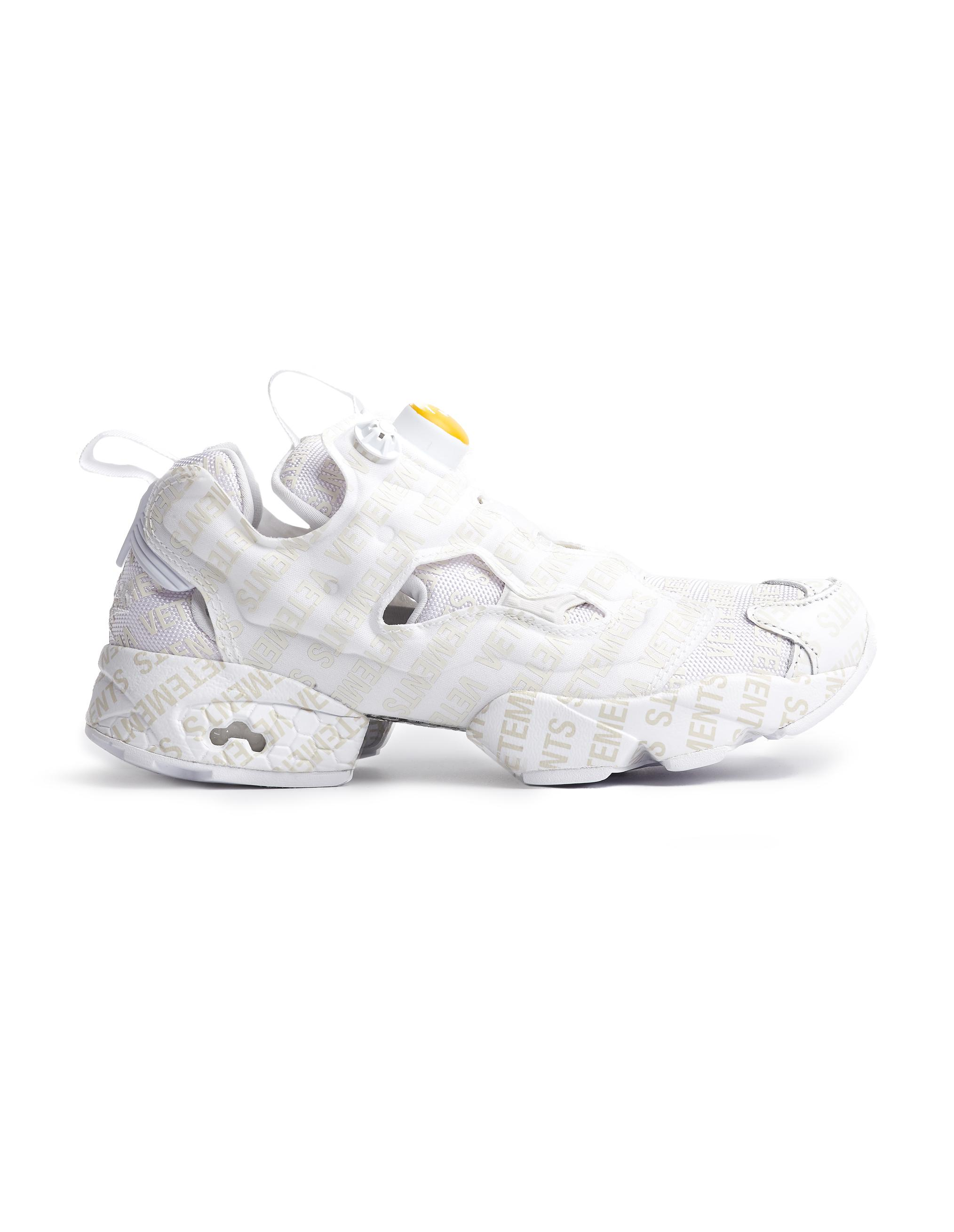95e8d94e067 Lyst - Vetements Reebok Instapump Fury Emoji Sneakers in White