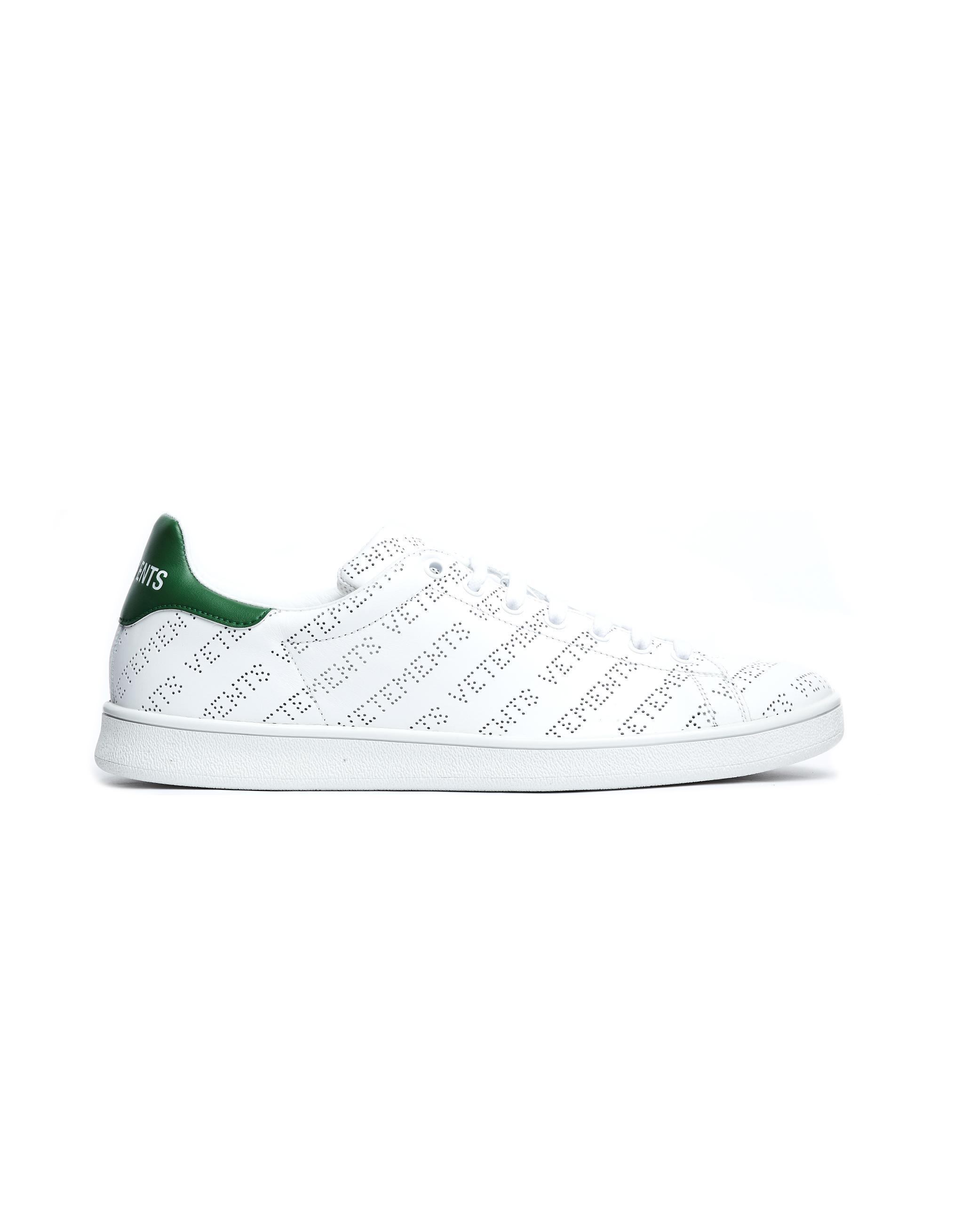 In Low For Sneakers Topsamp; Men Vetements White Save N0OPnwkXZ8