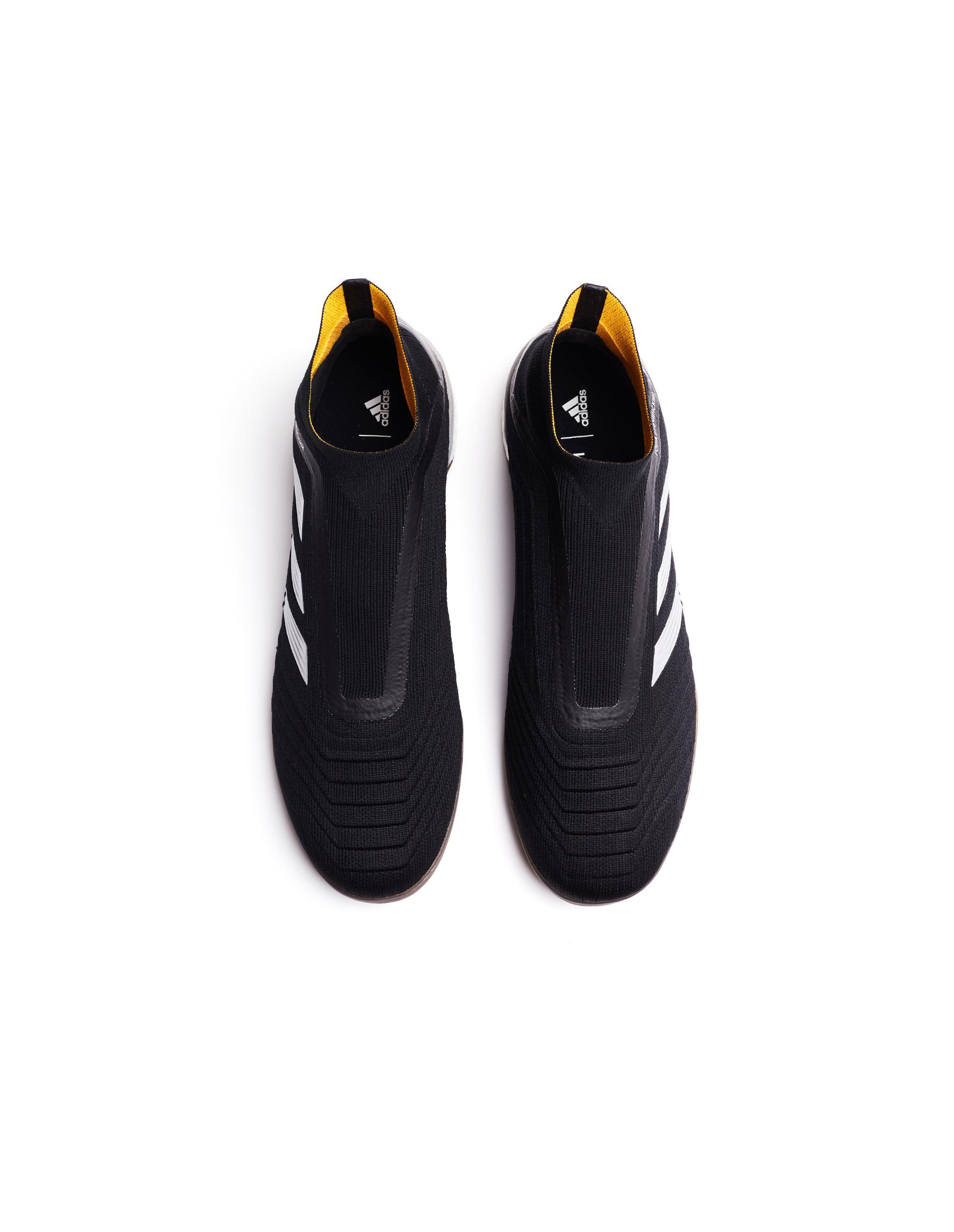 12dea6912 Gosha Rubchinskiy - 'predator' Black Textile Sneakers for Men - Lyst. View  fullscreen