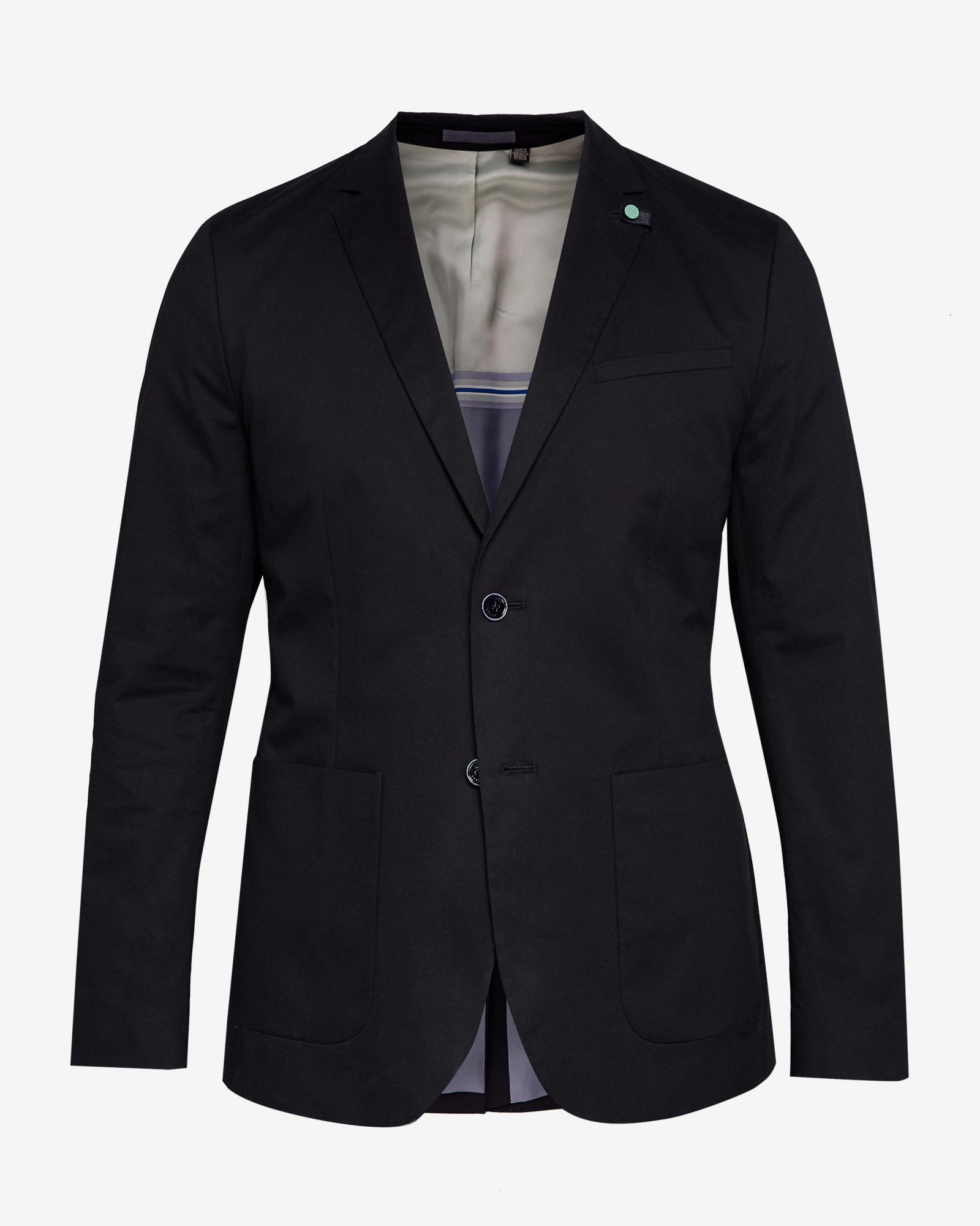 cf21125fc7b9 ... Piece-dyed Cotton Blazer for Men - Lyst. View fullscreen