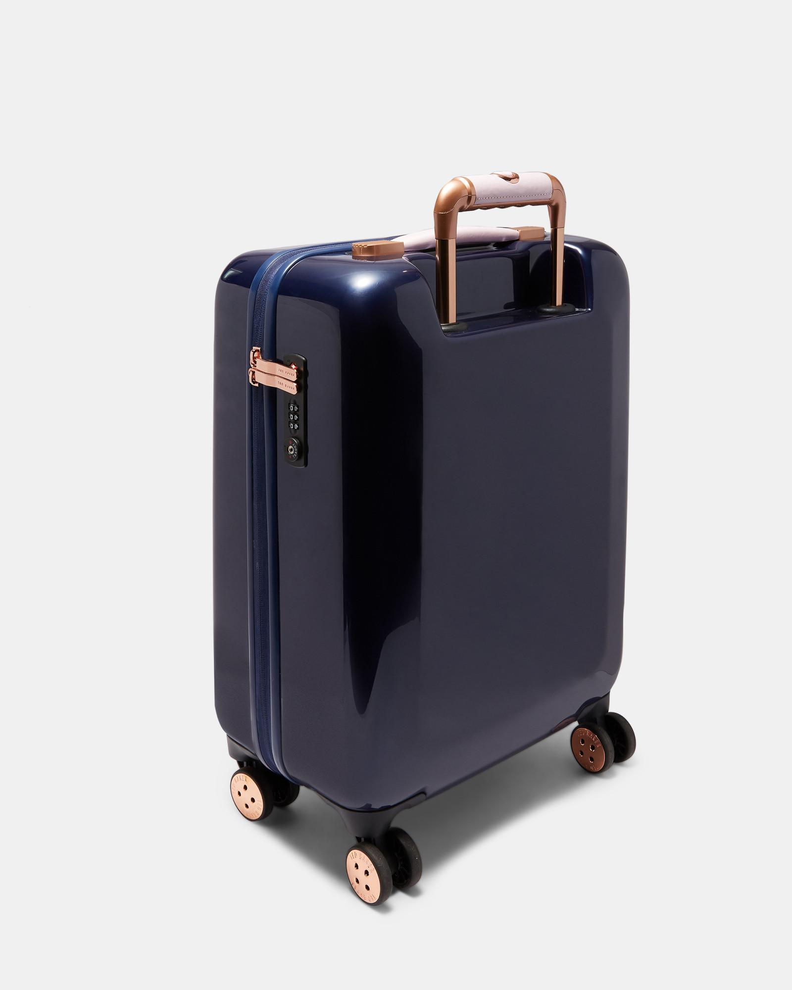7761da7ac0d4 Ted Baker Balmoral Small Suitcase in Blue - Lyst
