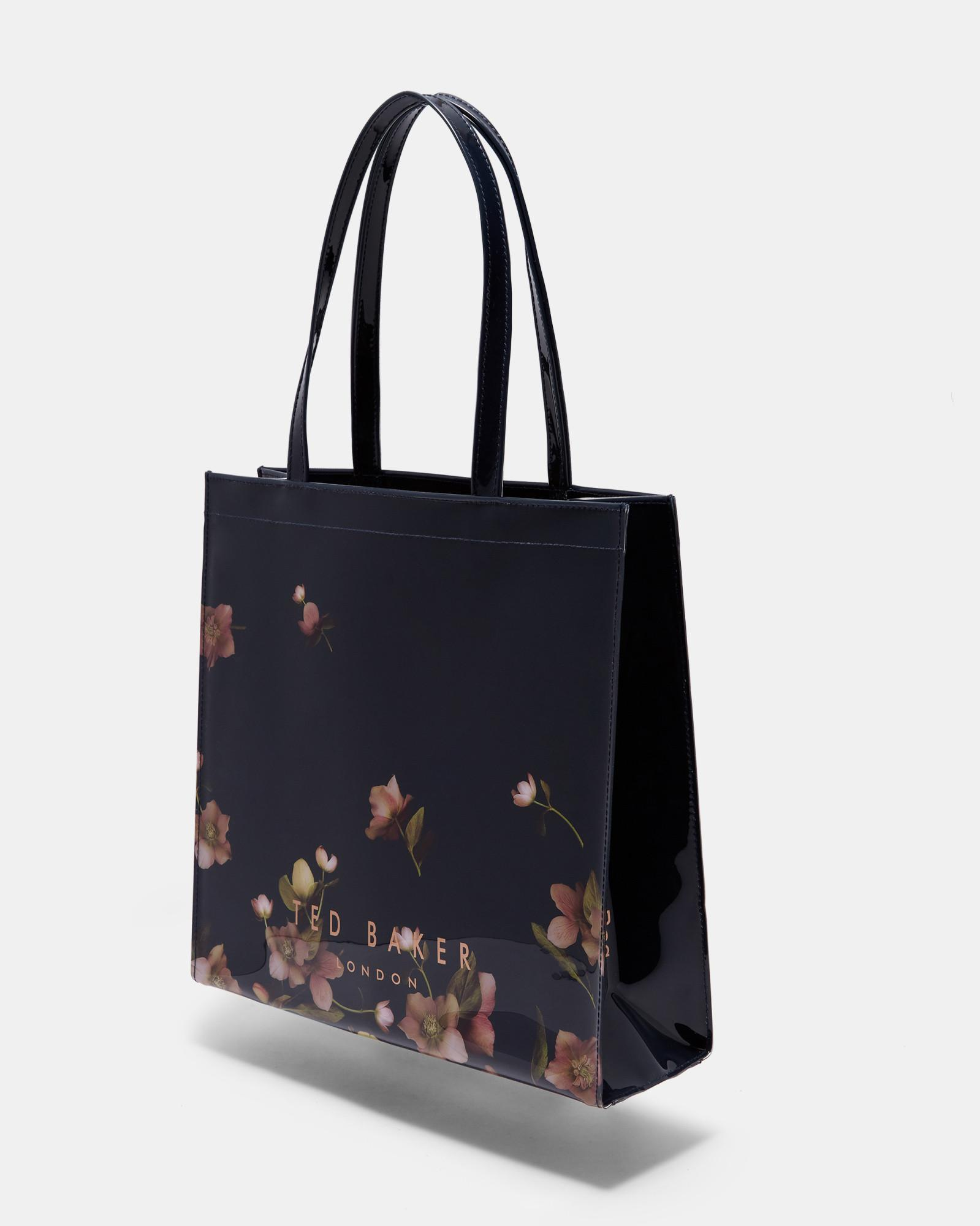 839be76de48a Ted Baker Arboretum Large Icon Bag in Blue - Lyst