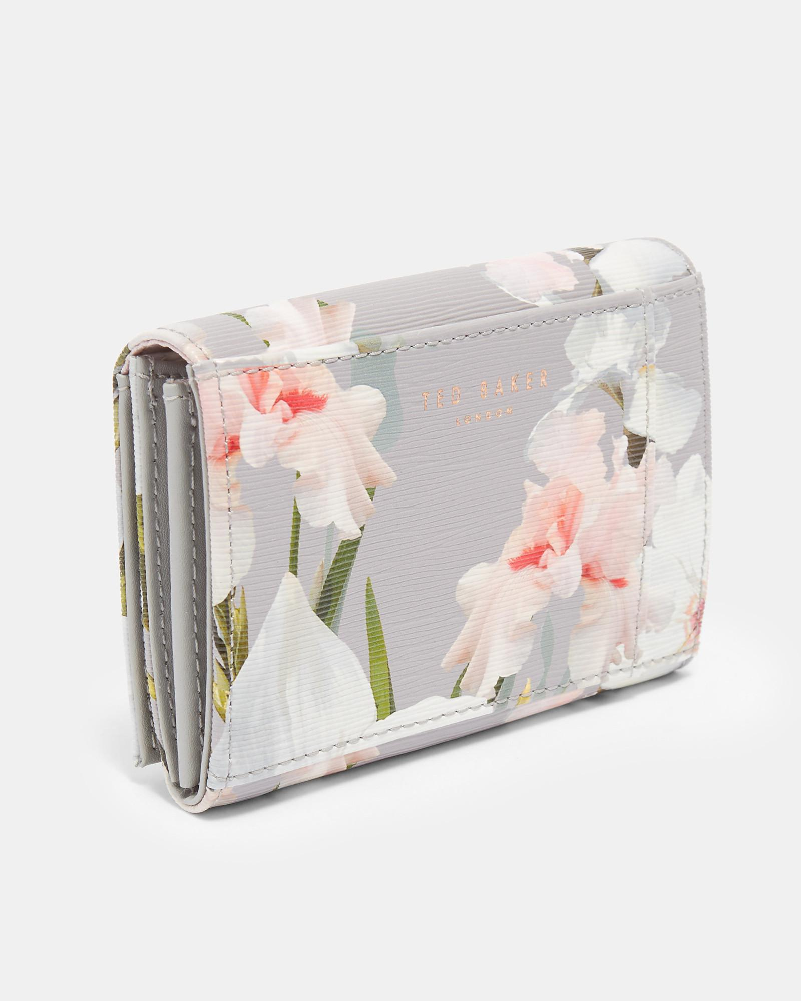 Chatsworth Bloom Zip Matinee Wallet Ted Baker