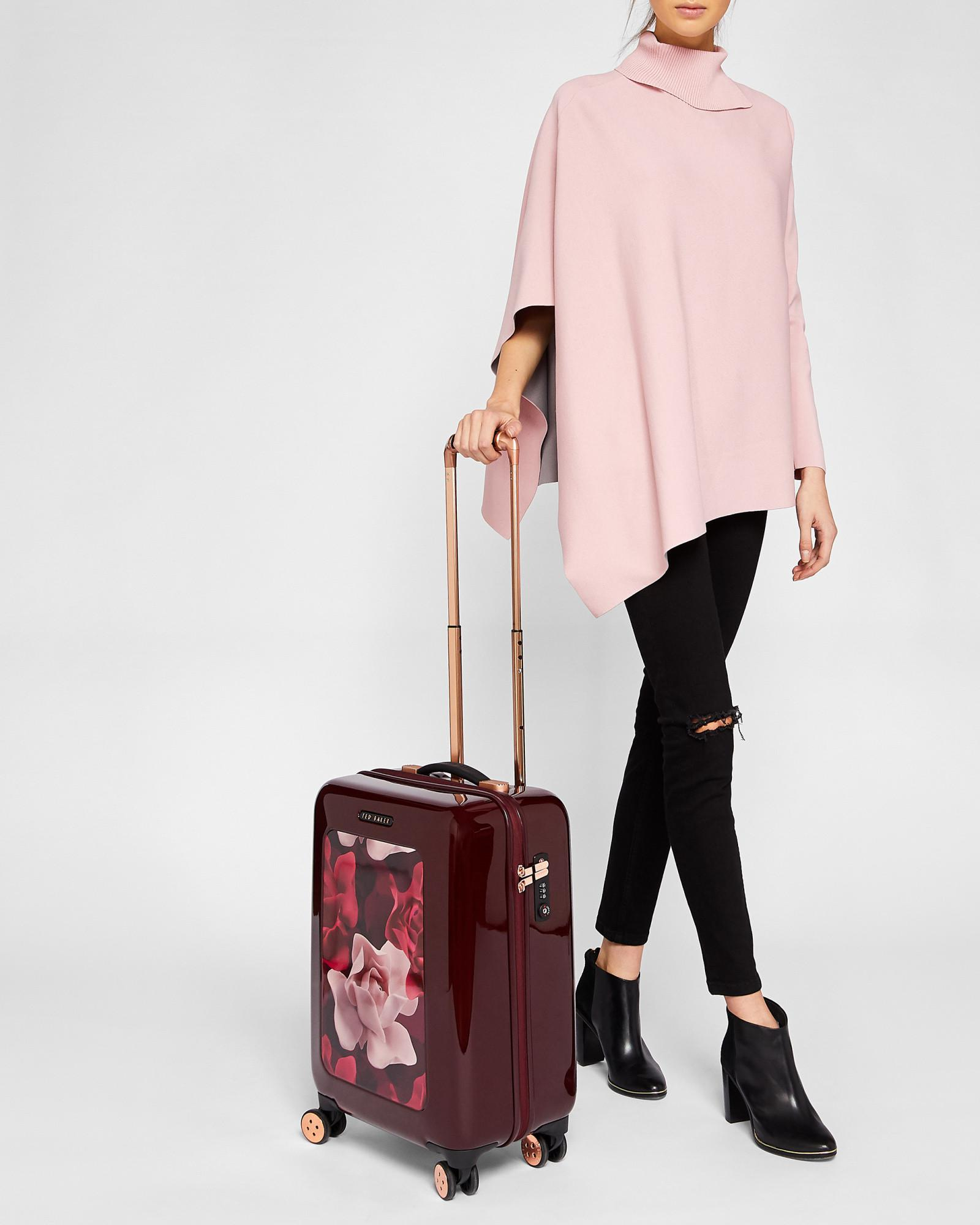 f941bc54db4e7 Ted Baker Large Porcelain Rose 31-inch Hard Shell Spinner Suitcase ...