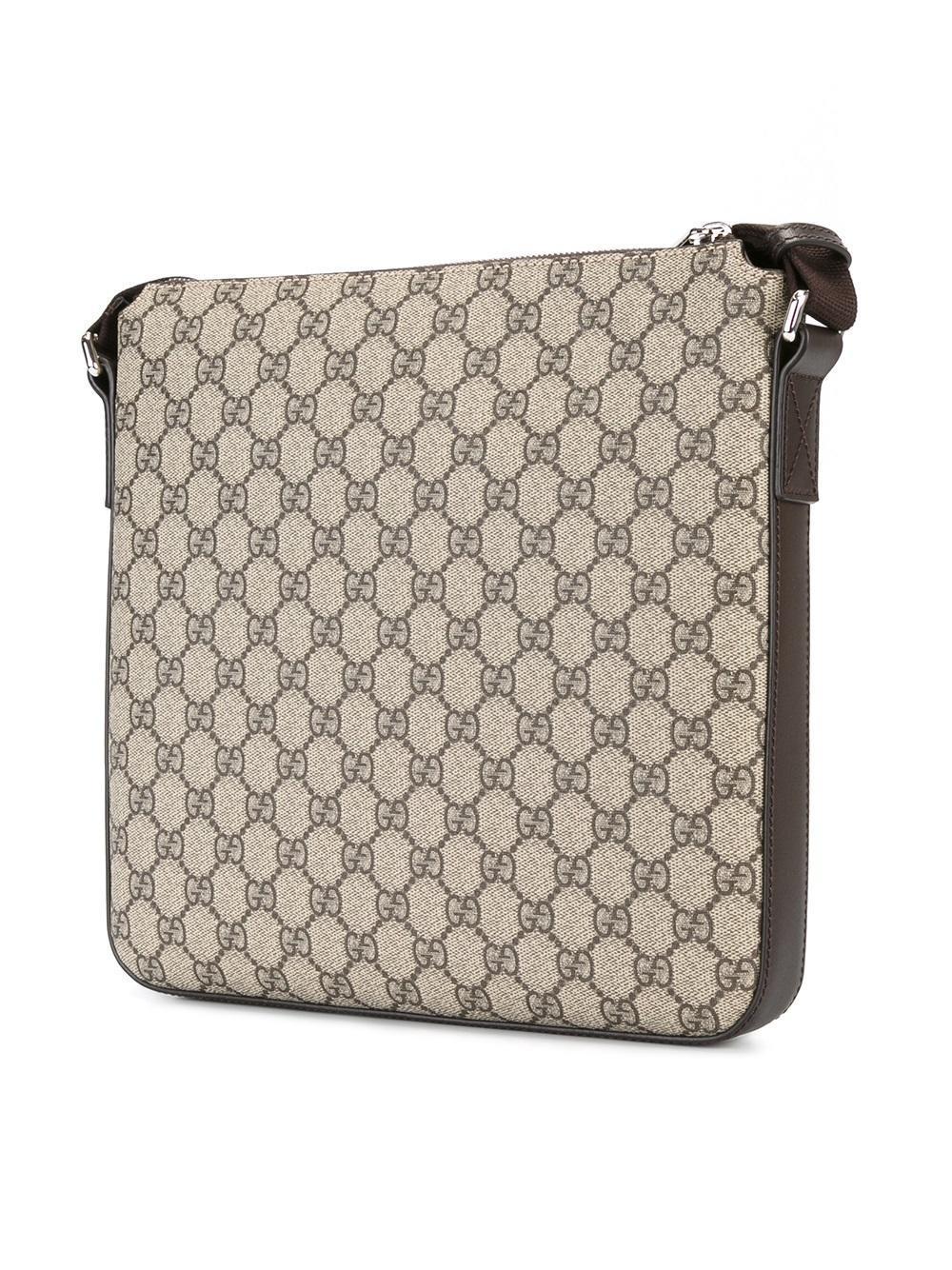 98528249c801e Gucci Gg Supreme Messenger Bag for Men