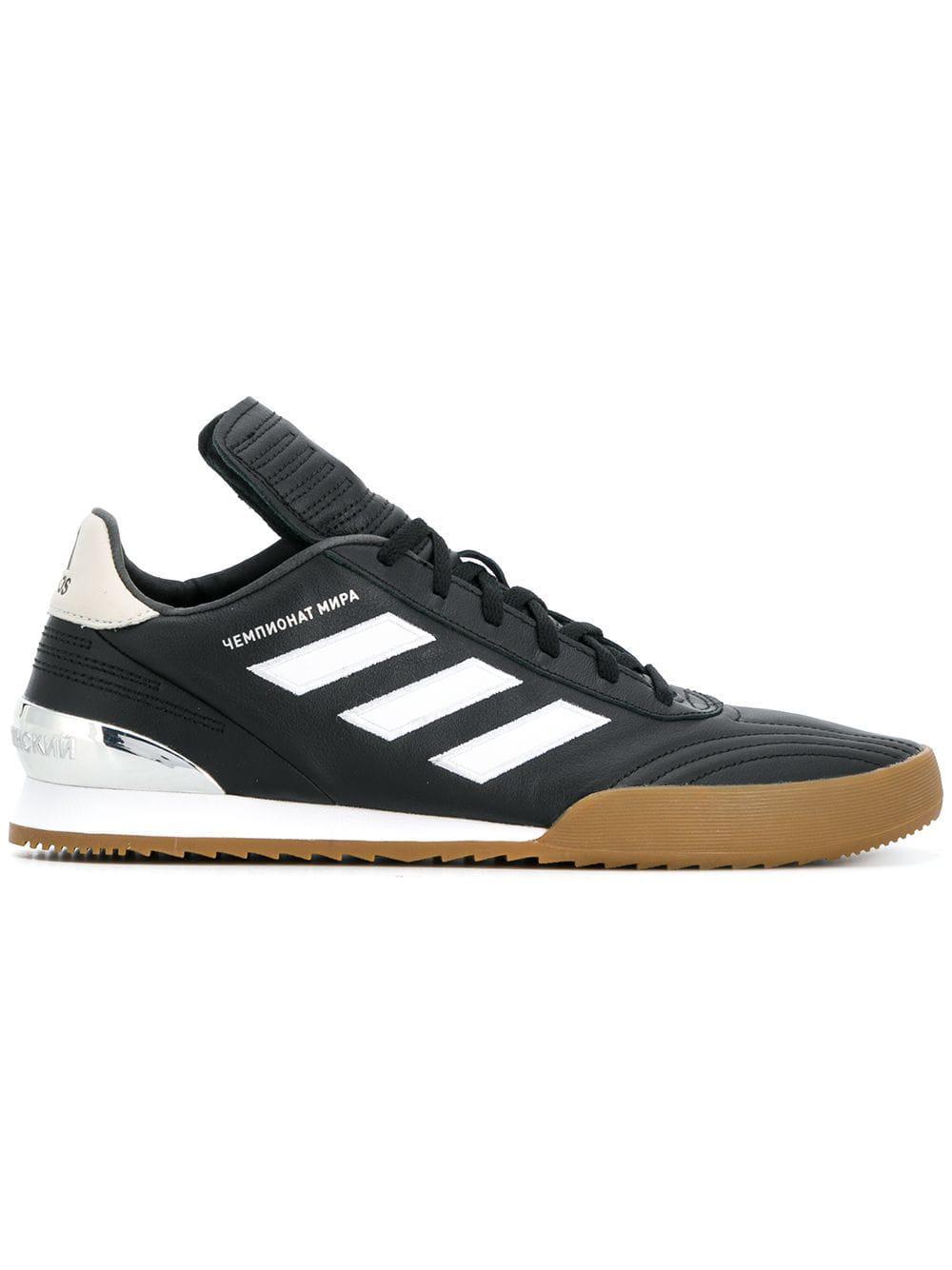 92b352e5b463 Gosha Rubchinskiy Adidas Copa Sneaker in Black for Men - Save 79% - Lyst