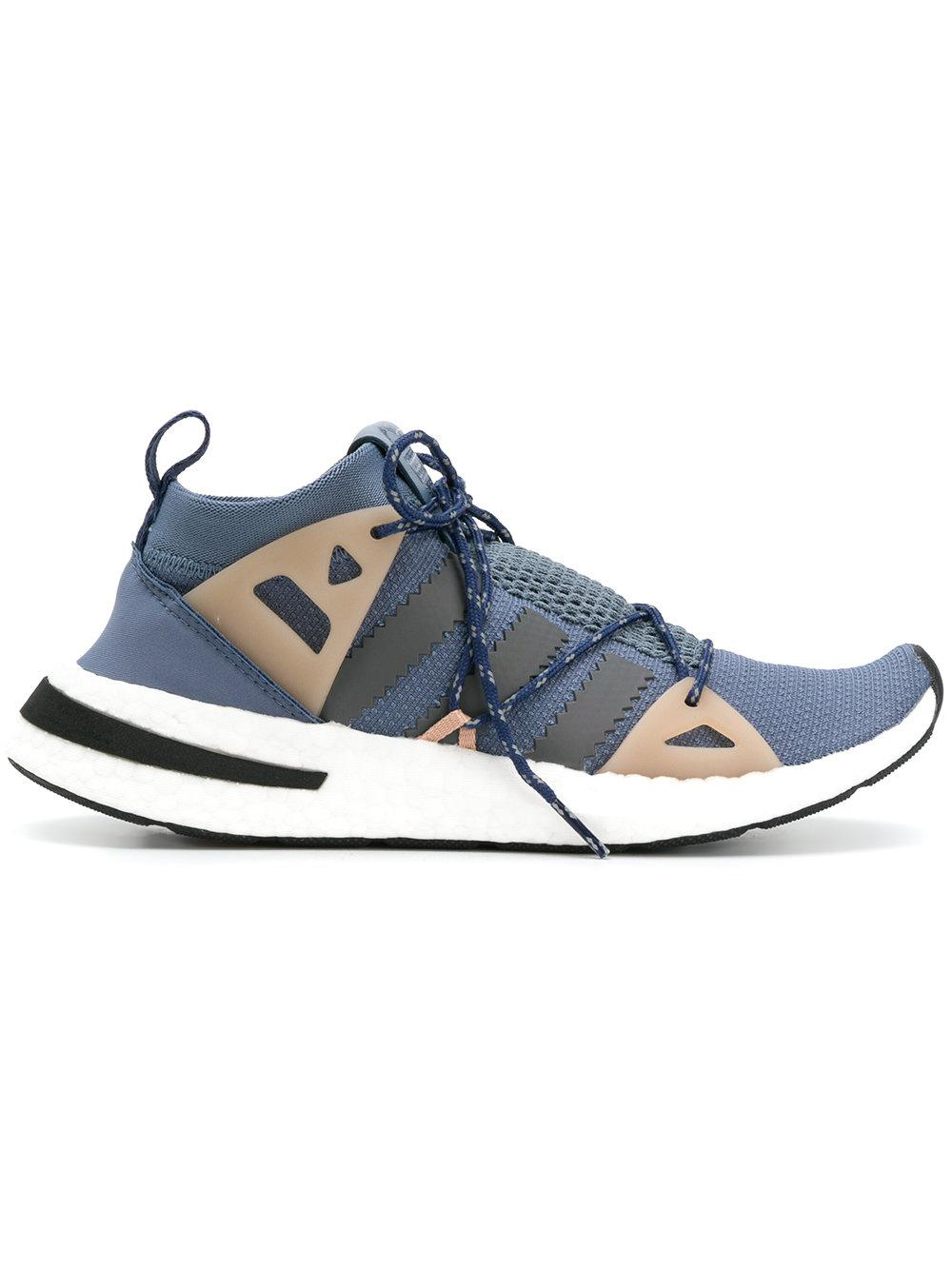 Beige and Grey ARKYN W Sneakers adidas Originals Lk1XGY