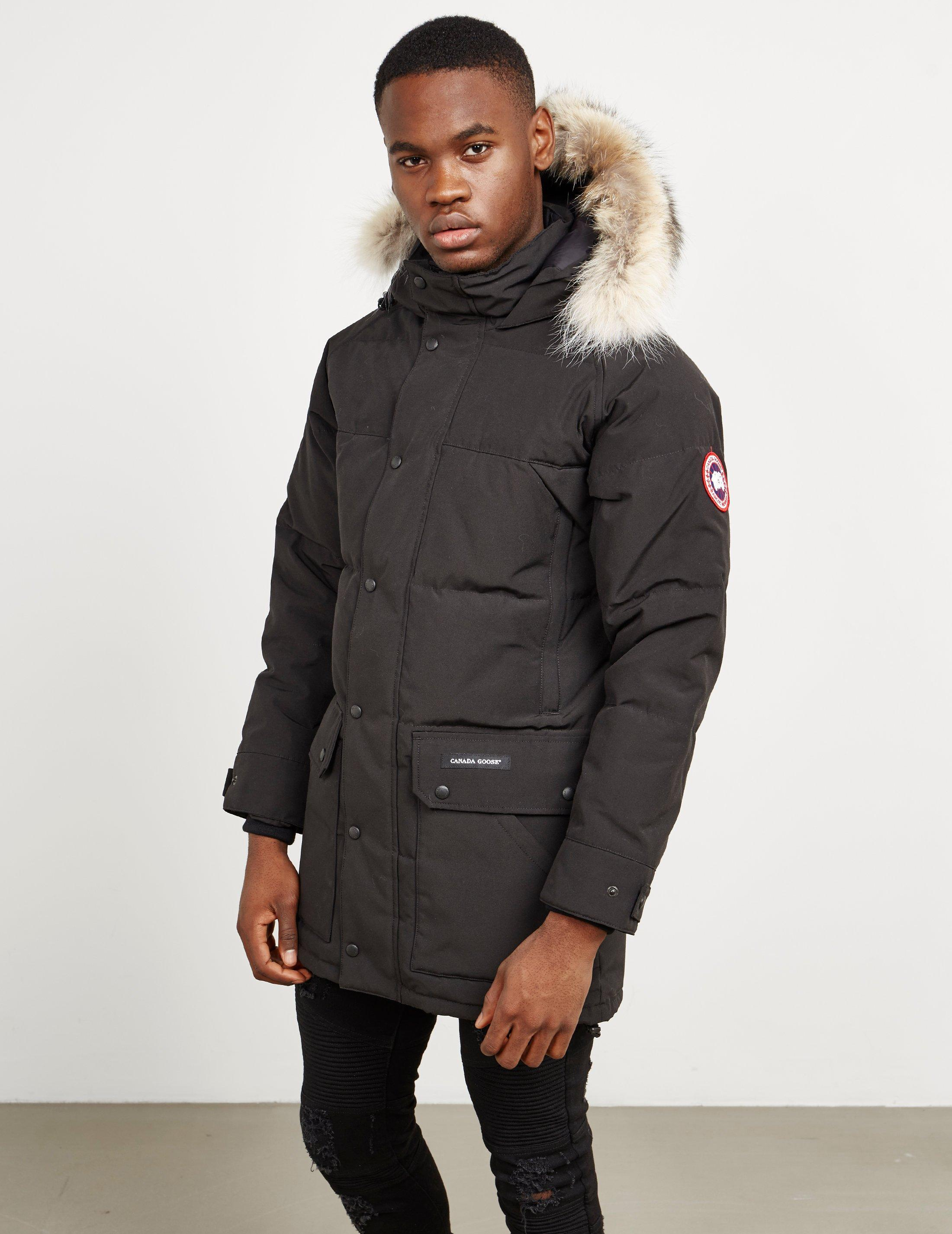 canada goose mens jacket harrods
