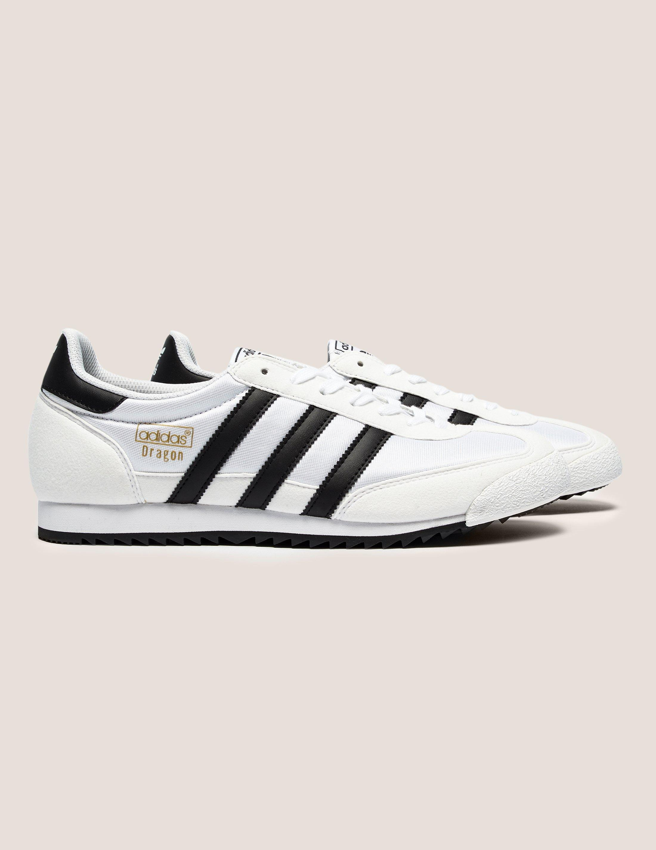 b6049759fba4 adidas Originals Mens Dragon Vintage White in White for Men - Lyst