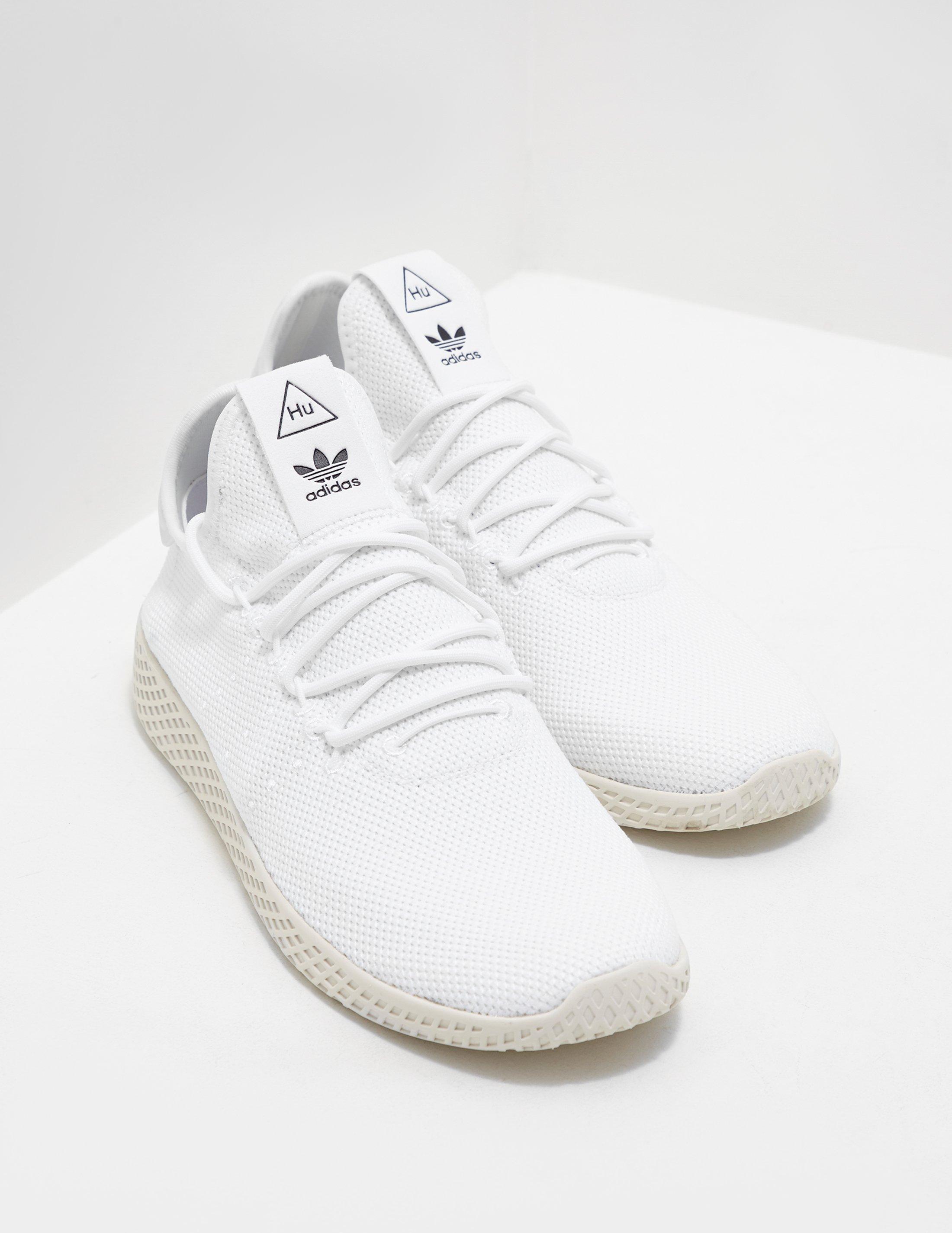 9ebeb442e090e adidas Originals X Pharrell Williams in White for Men - Lyst