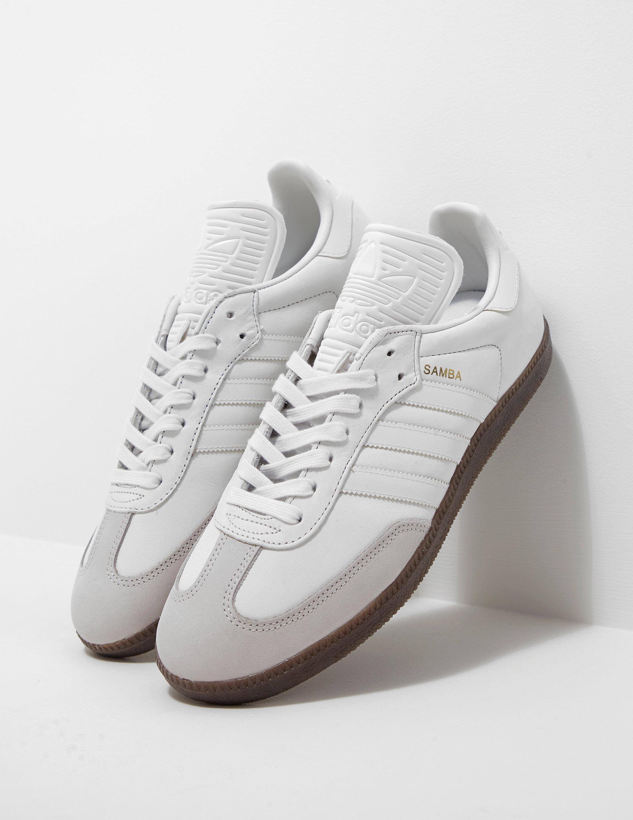 3087dc895a4 Gallery. Previously sold at  Tessuti UK · Men s Adidas Samba ...