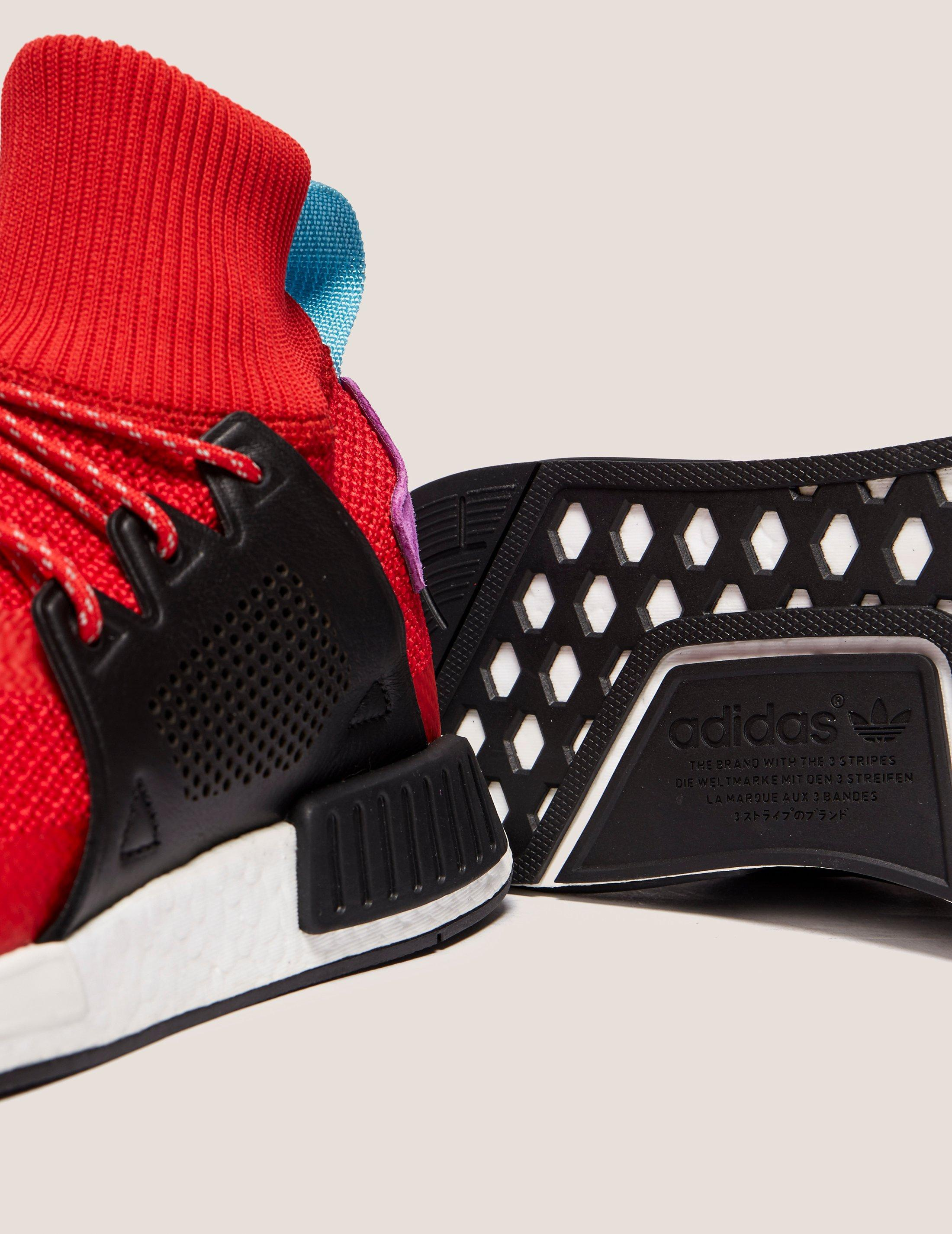 563a2a1a86d69 adidas Originals Mens Nmd Xr1 Winter Red in Red for Men - Lyst