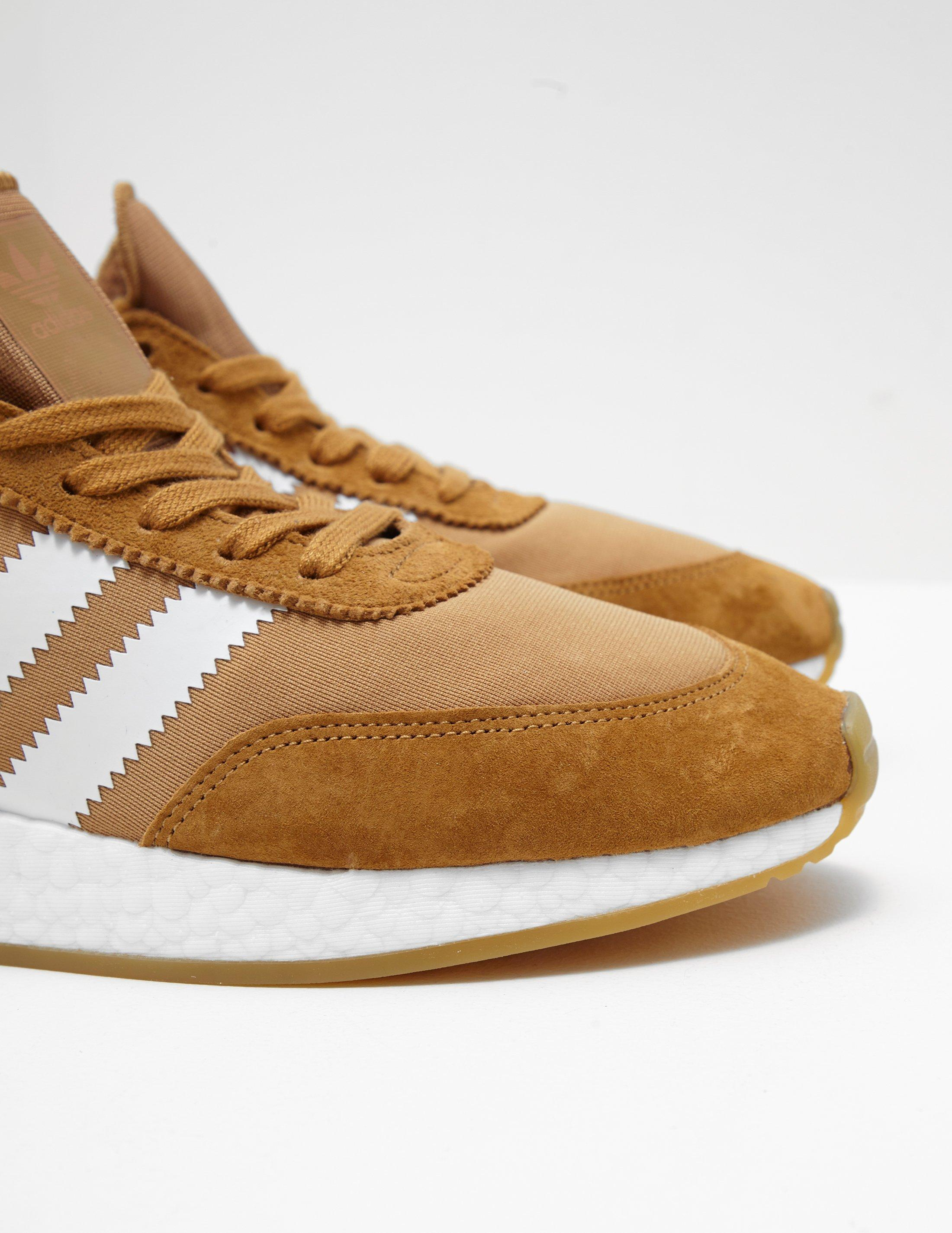 uk availability 1b5f4 a5751 Lyst - Adidas Originals Mens I-5923 Boost Brown in Brown for