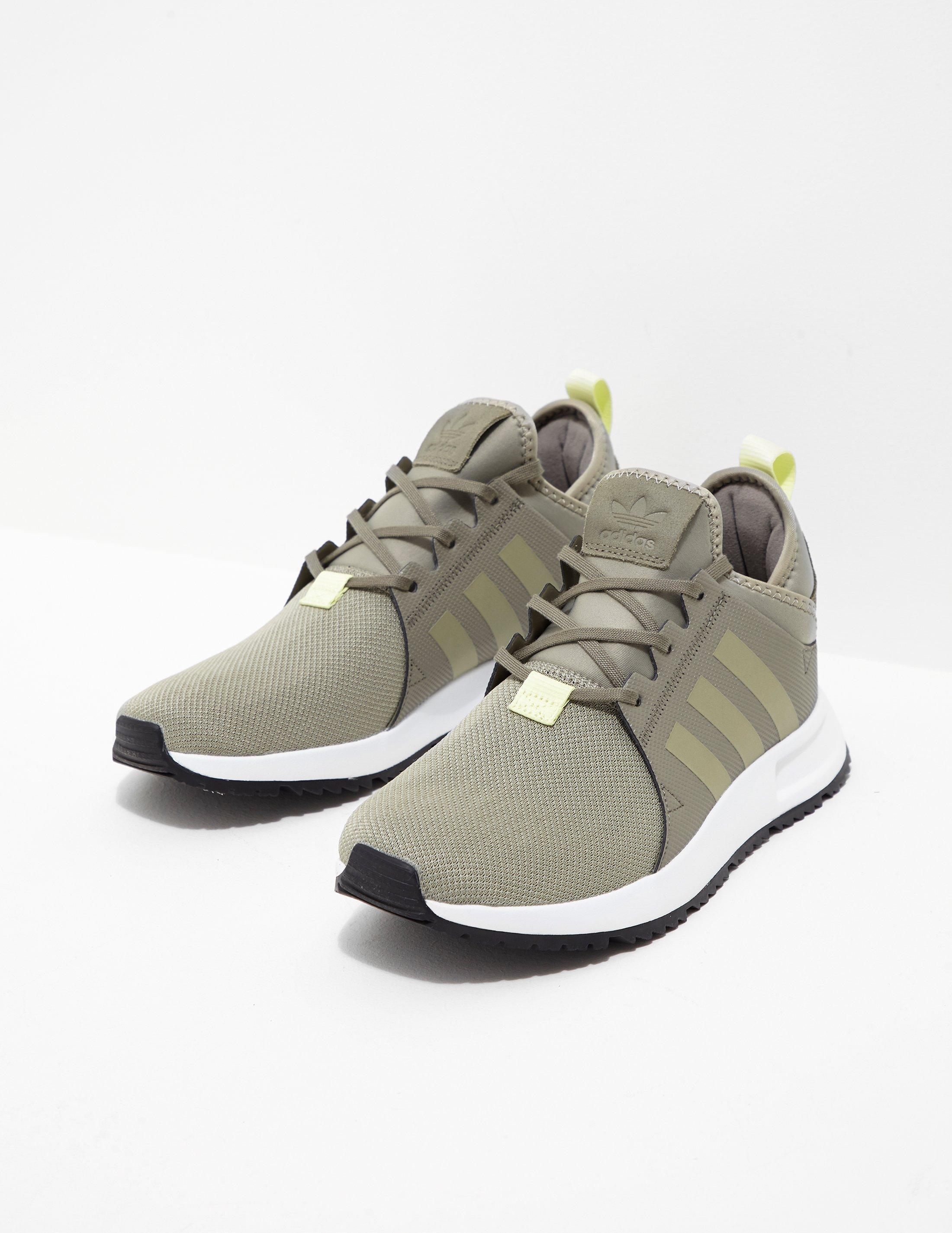 adidas Originals Mens Xplr Sneakerboot Cargogreen in Green