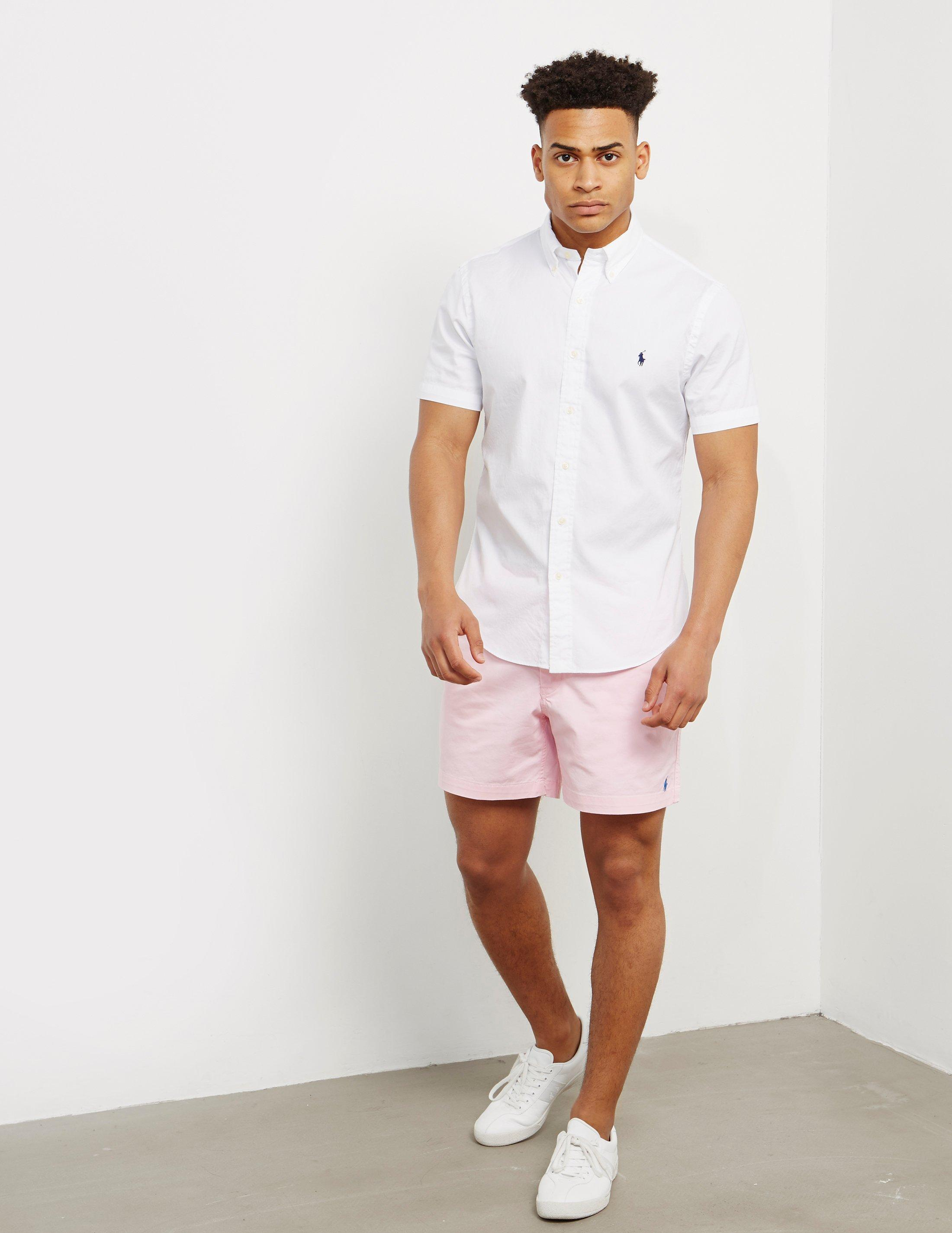 0b0875a23 germany lyst polo ralph lauren mens preppy shorts pink in pink for men  b466e a1c59