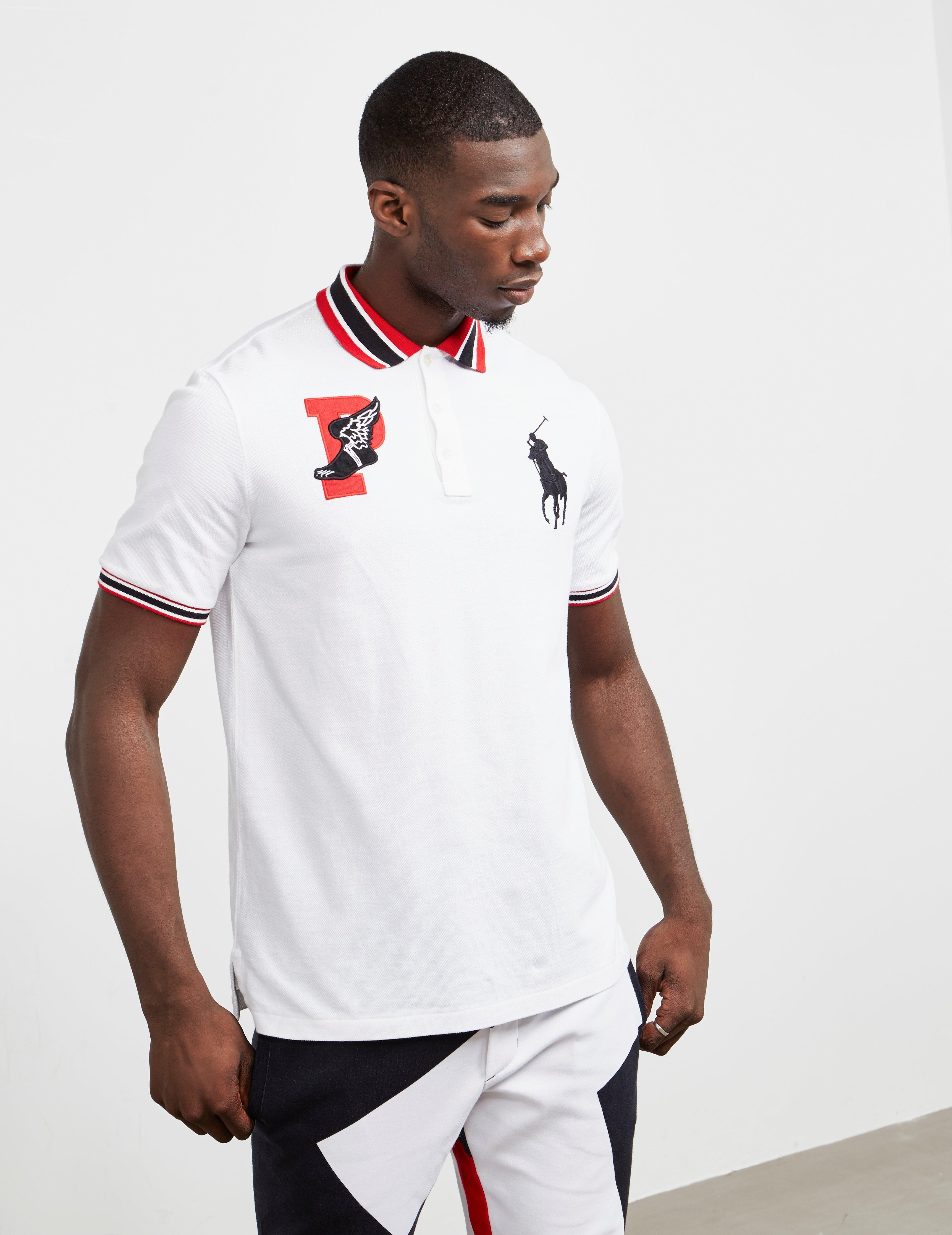 9006f453 Polo Ralph Lauren Embroidered Short Sleeve Polo Shirt - Exclusive ...