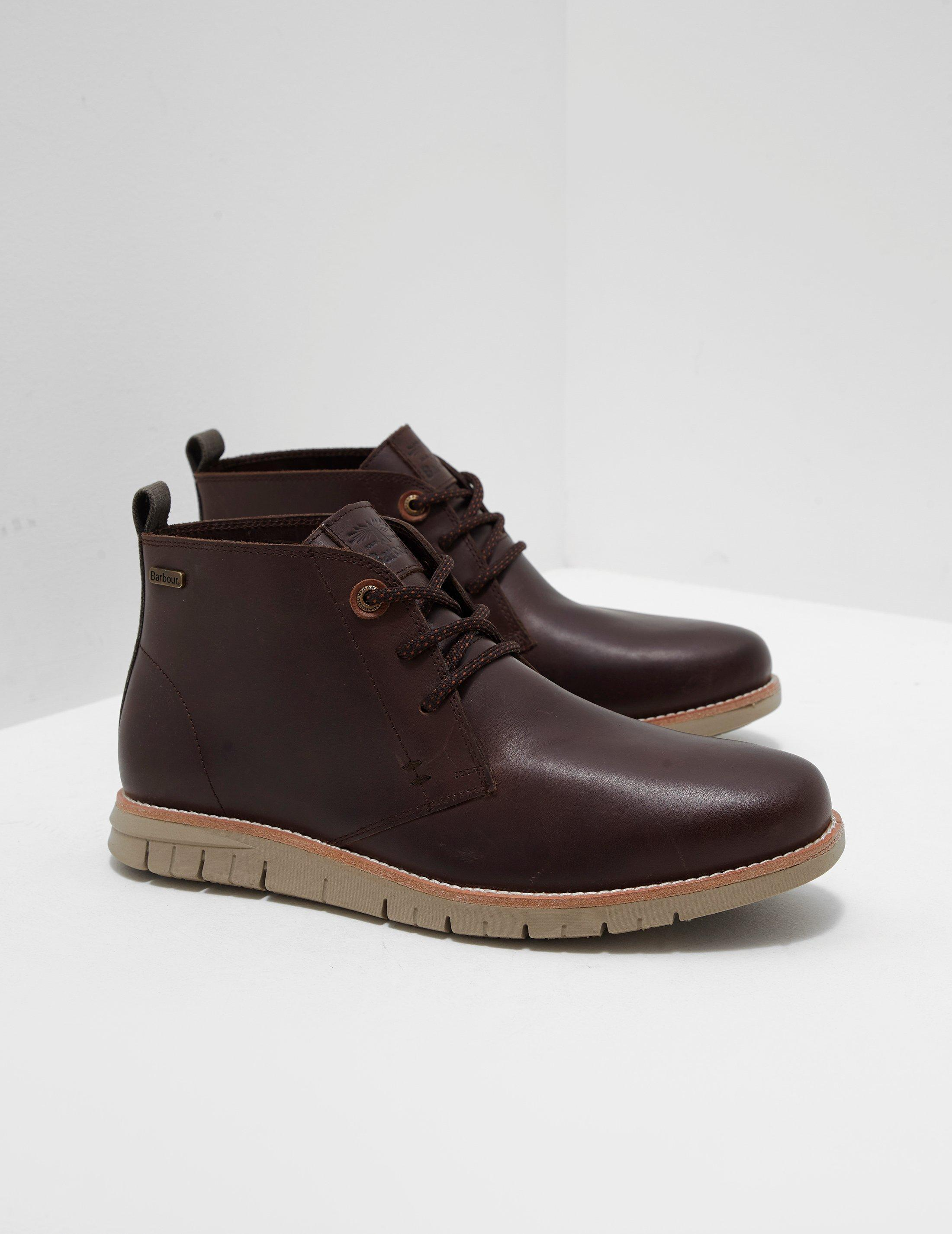 32f3f939f67 Lyst - Barbour Burghley Boot Brown in Brown for Men - Save 32%
