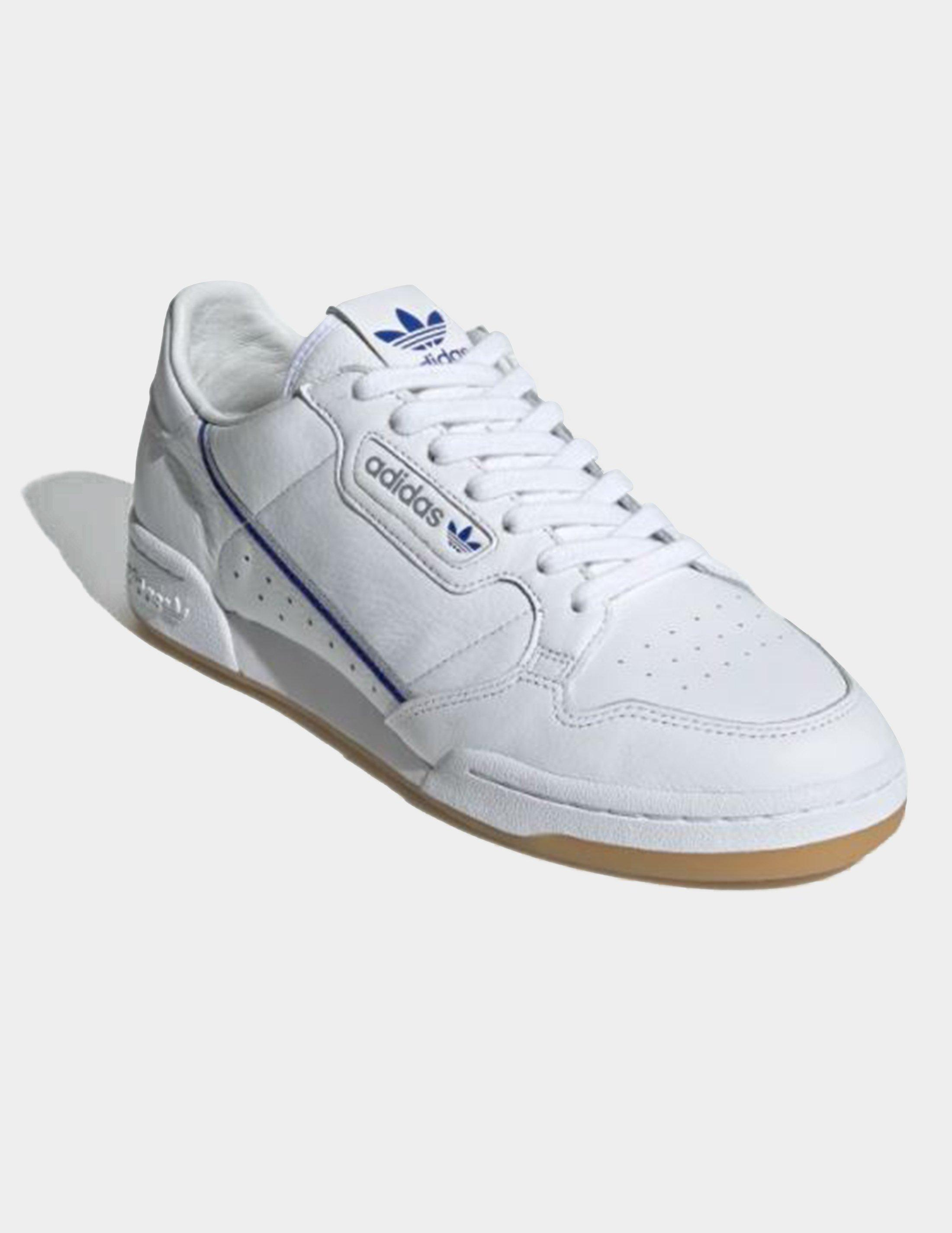 new style 26c75 4a8b6 ... detailed images Lyst - Adidas Originals Mens X Tfl Continental 80 White  in White for Men ...