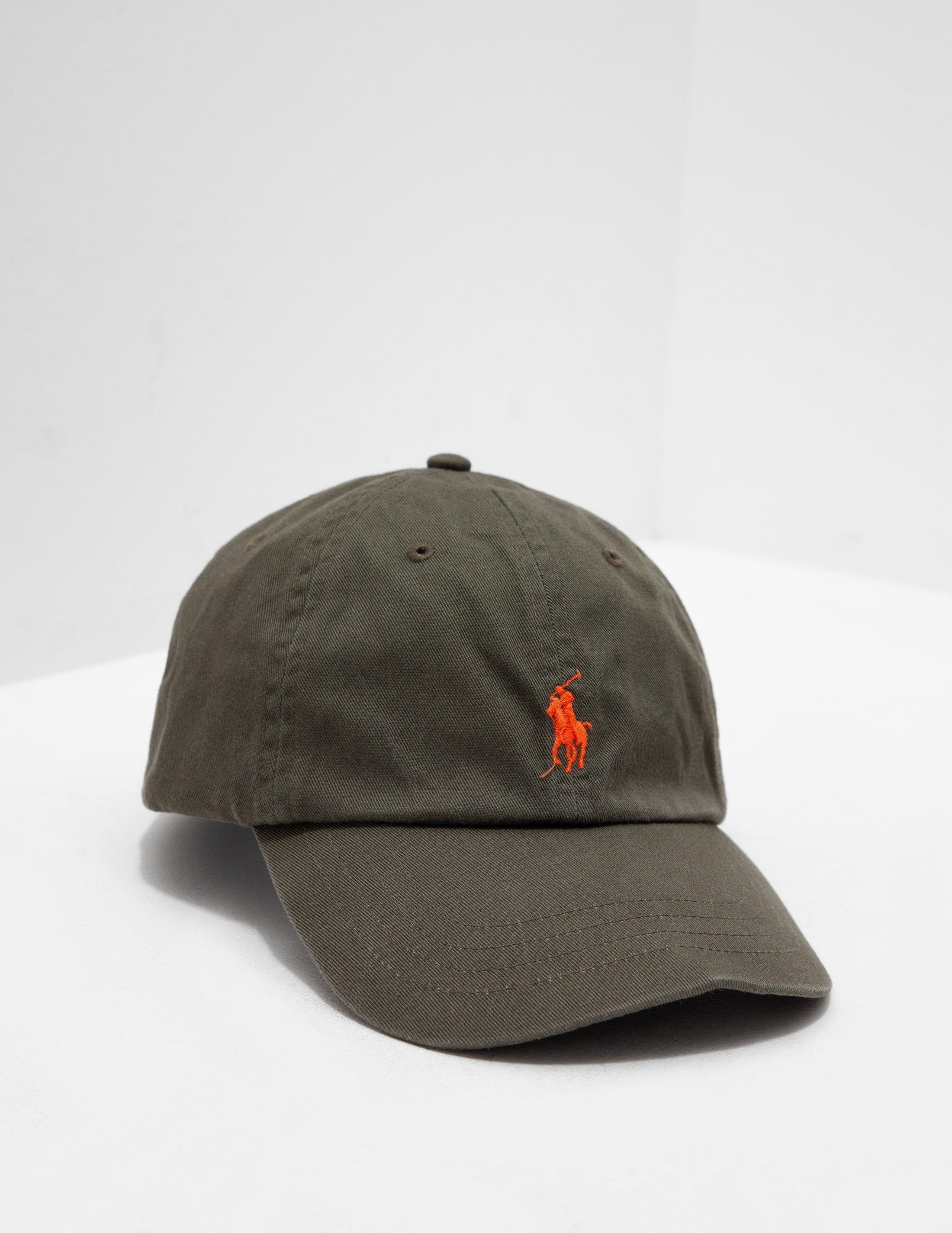 Polo Ralph Lauren - Mens Classic Cap Green for Men - Lyst. View fullscreen 1d97008ac577