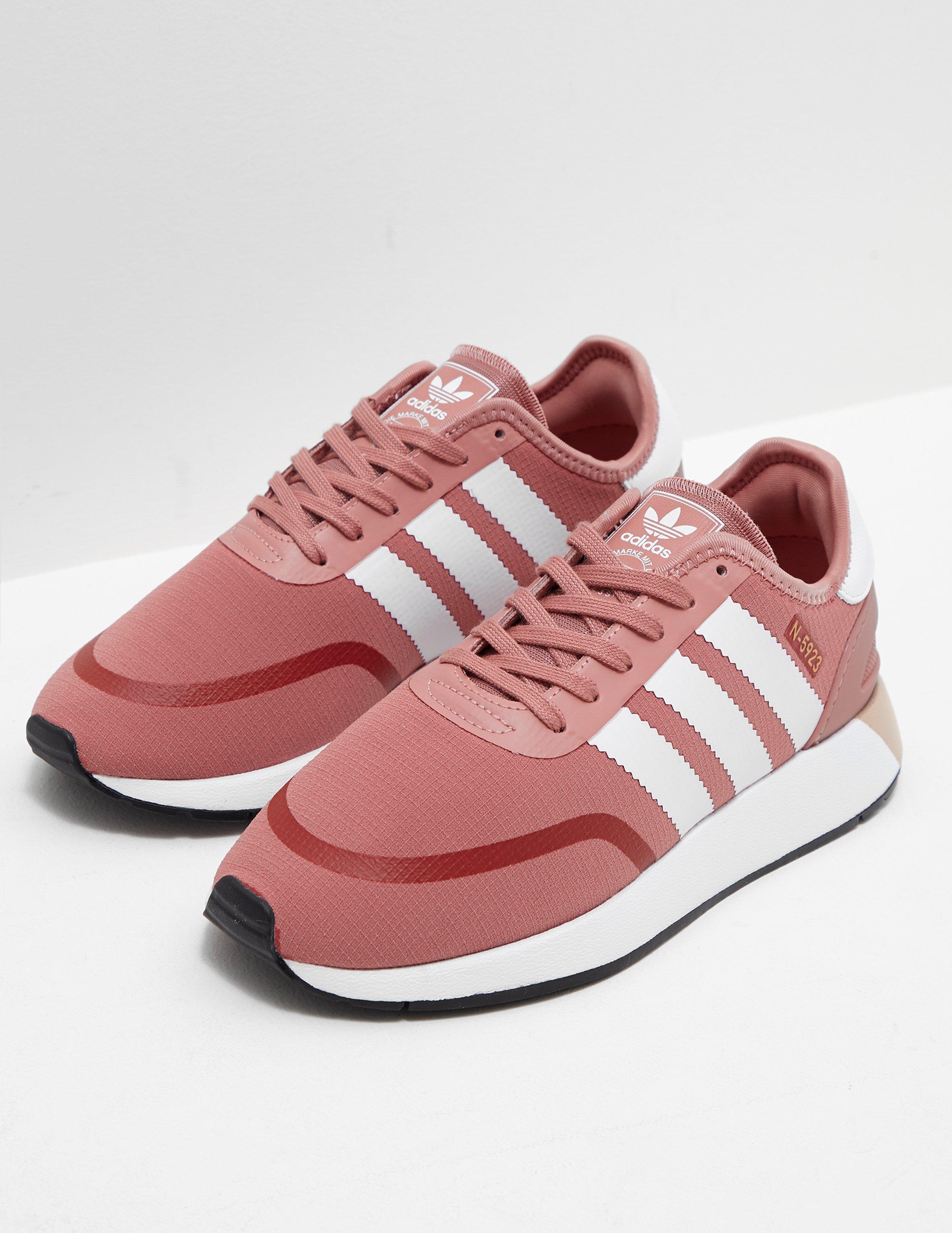 d6c1a83b5dd adidas Originals Womens N-5923 Women s Pink in Pink - Lyst