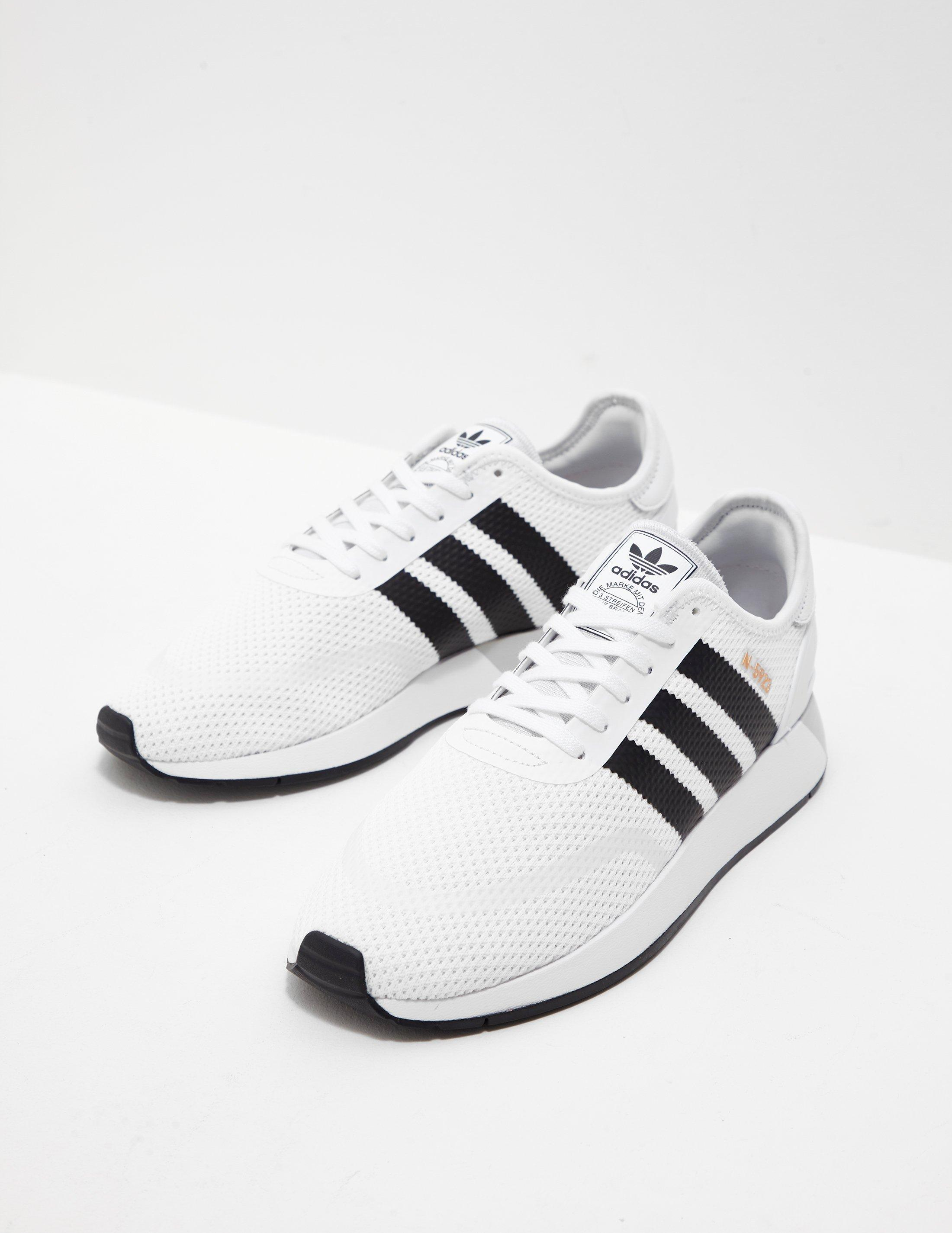 online store 100eb 61ce2 adidas Originals Mens N-5923 White black in White for Men - Lyst