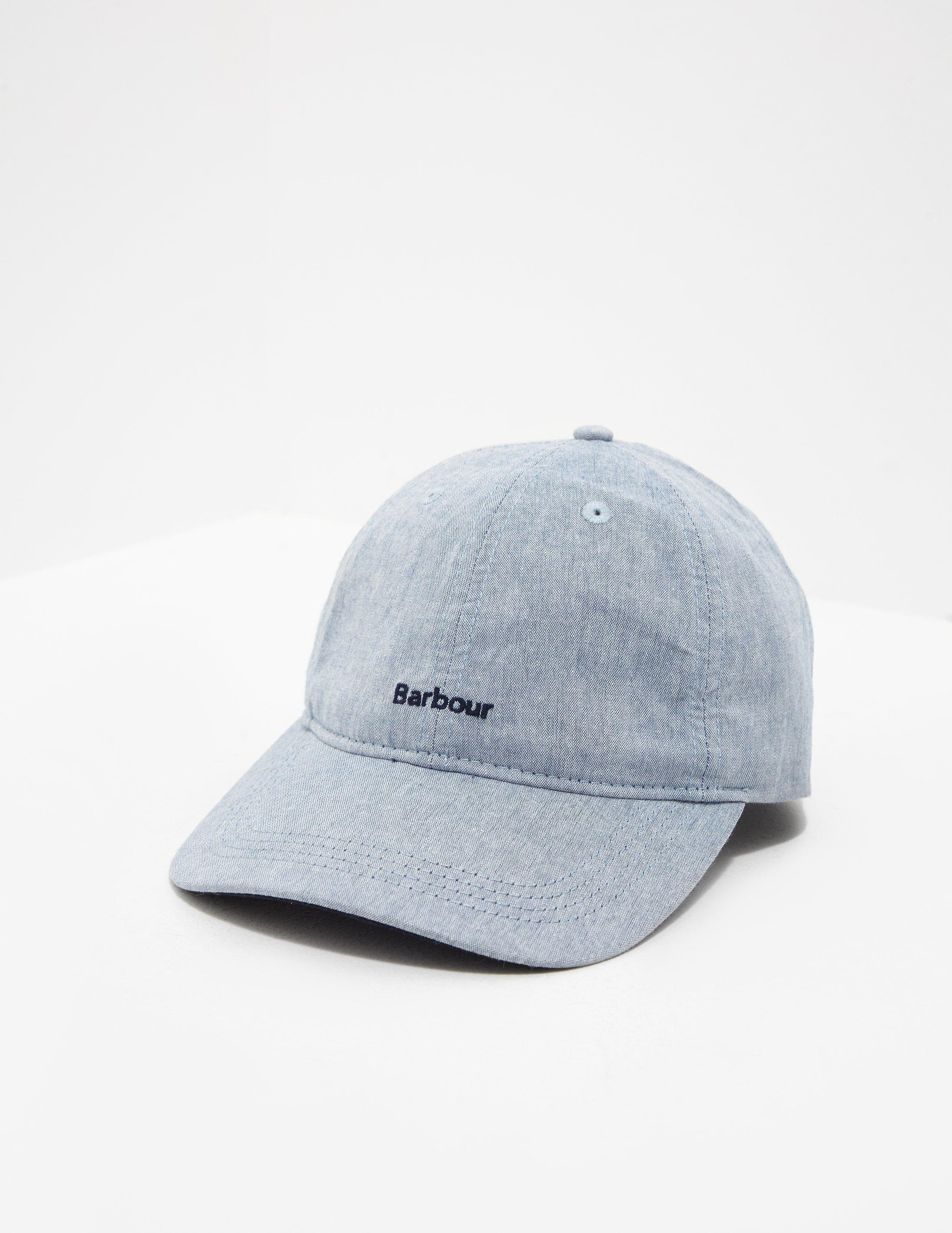 Barbour - Cascade Cap Blue for Men - Lyst. View fullscreen 4355b96b65f4