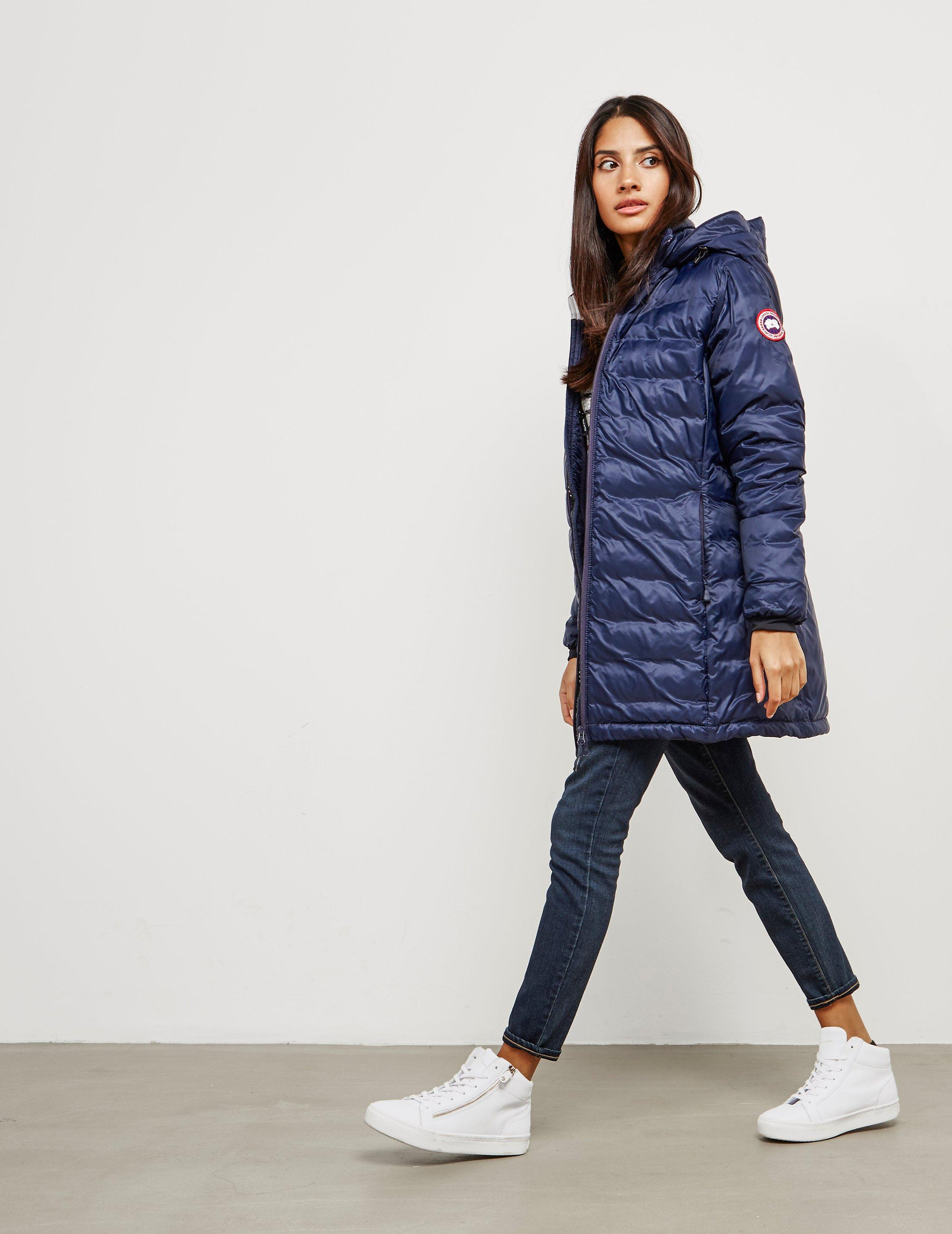 Gallery. Previously sold at  Tessuti UK · Women s Canada Goose Camp ... 6207214f4e