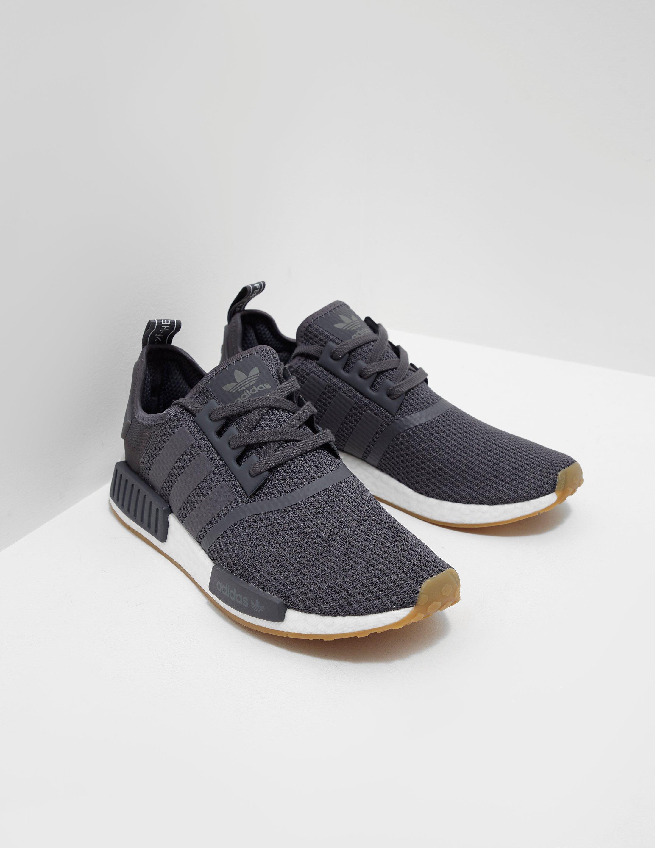 huge discount cc27c 8e155 ... norway adidas originals. gray mens nmd r1 grey 281de bd872