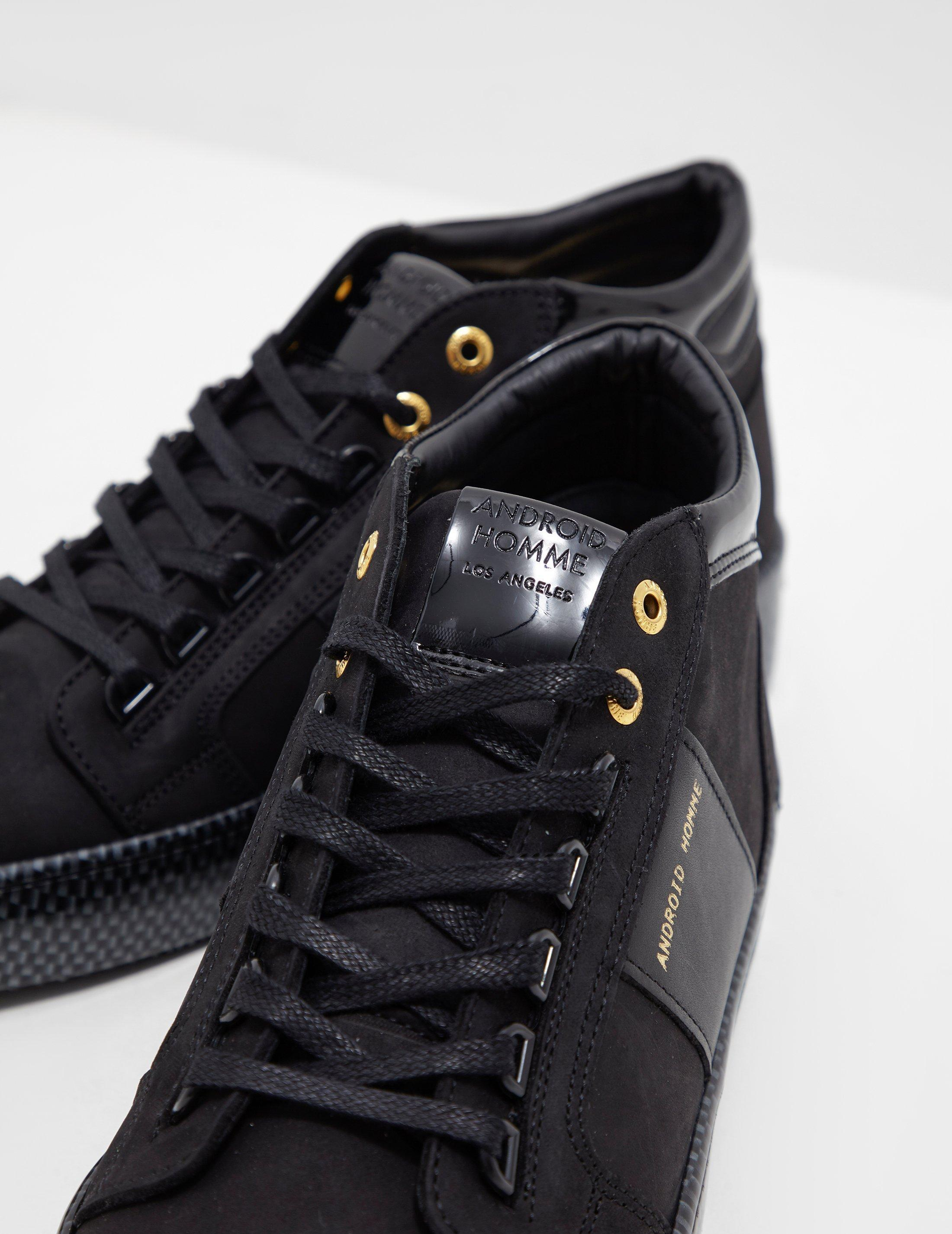 b5a376261c1 Lyst - Android Homme Propulsion Black in Black for Men