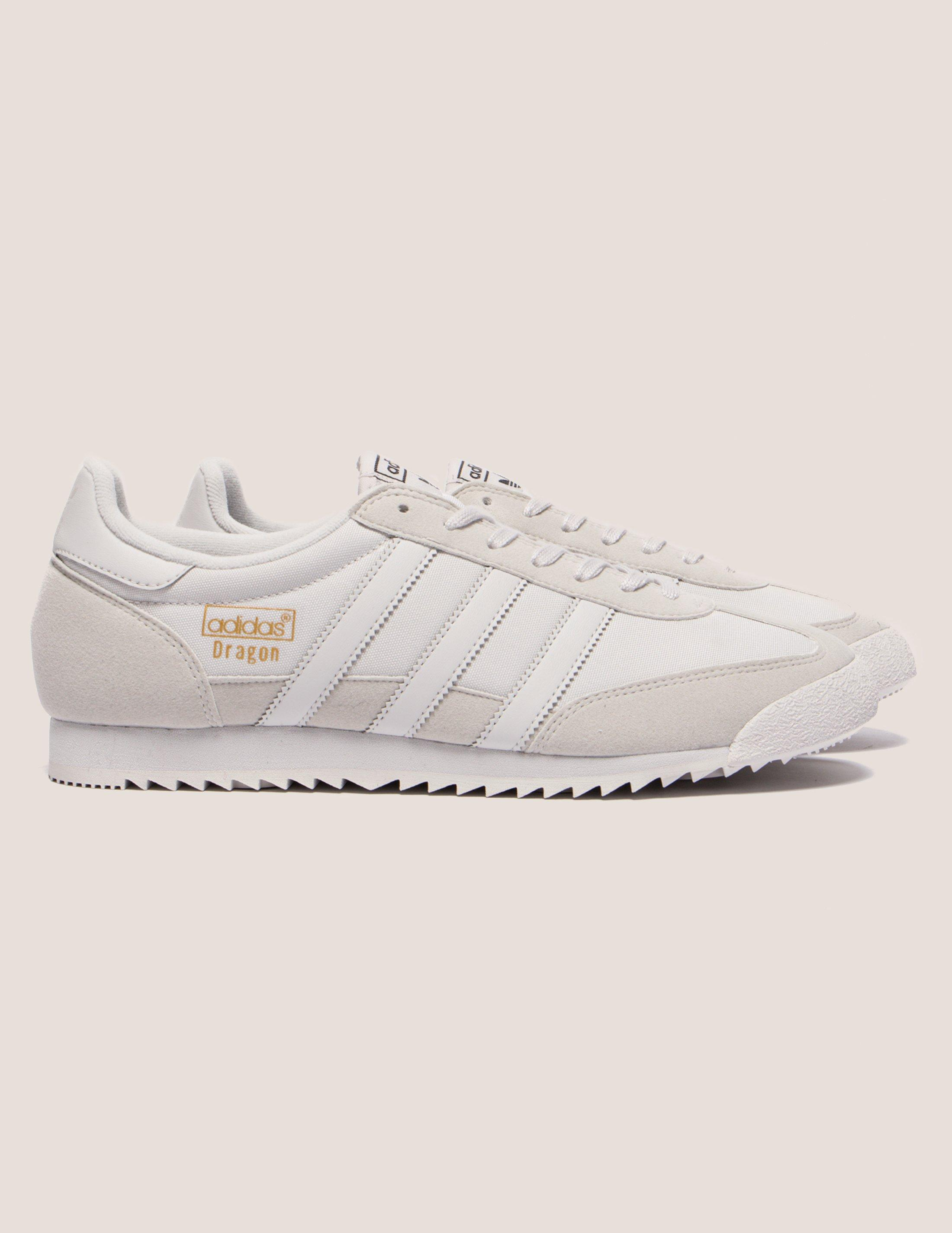 adidas dragons white