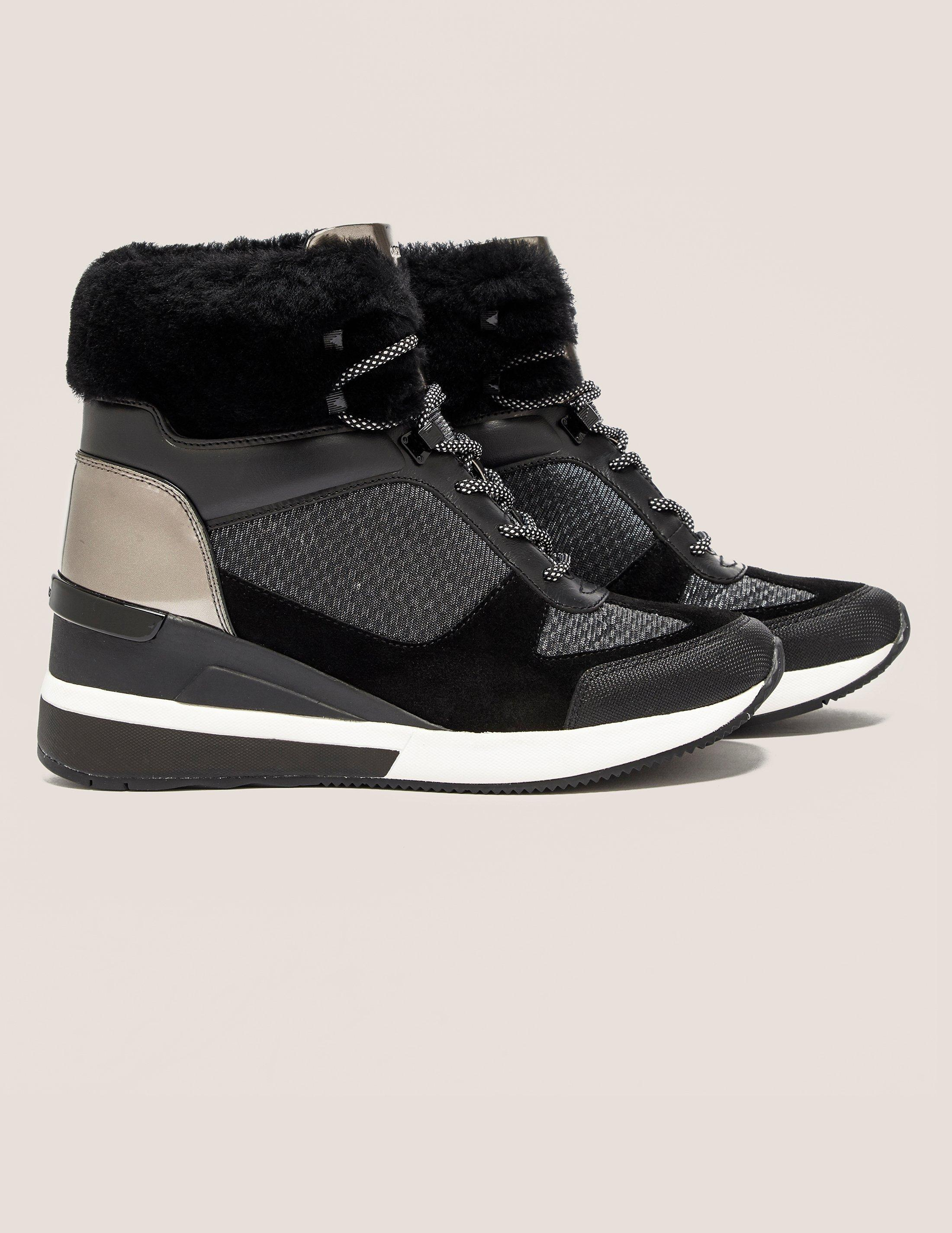 3044e86cc20 Lyst - Michael Kors Scout Boot Black in Black - Save 31%