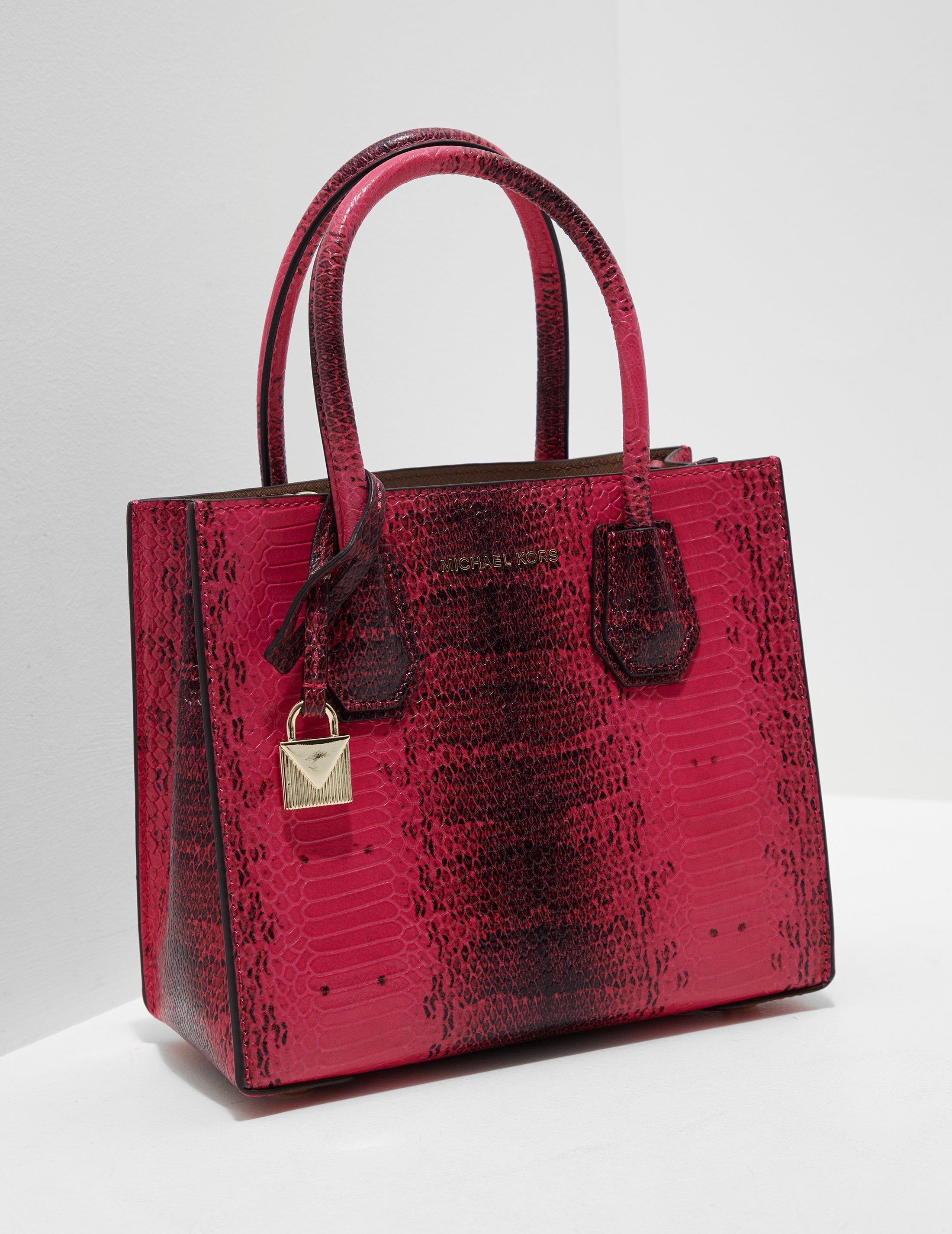 45526ea66e Michael Kors Womens Mercer Messenger Bag - Online Exclusive Pink in ...