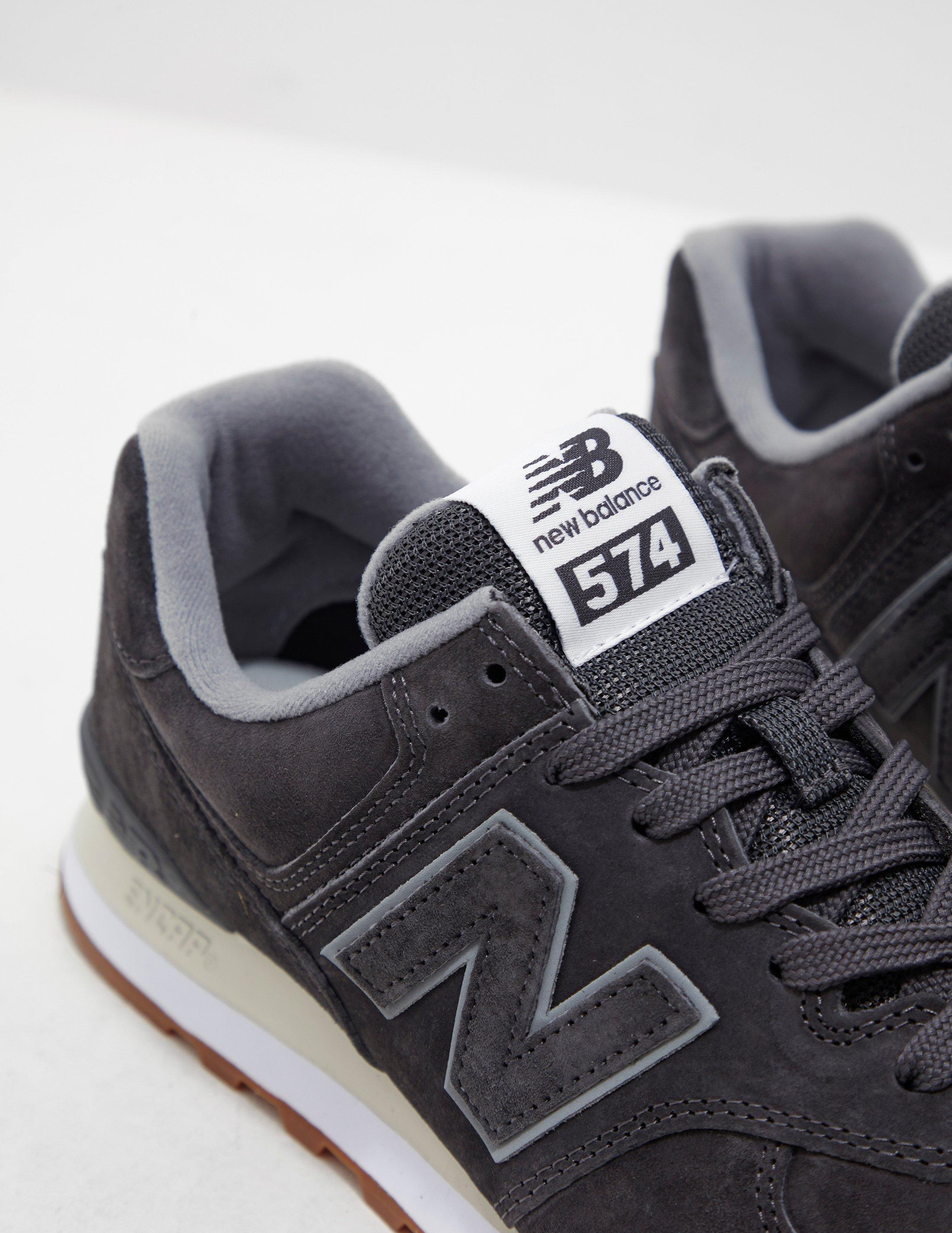 576f5cc57b New Balance 574 Grey in Gray for Men - Lyst