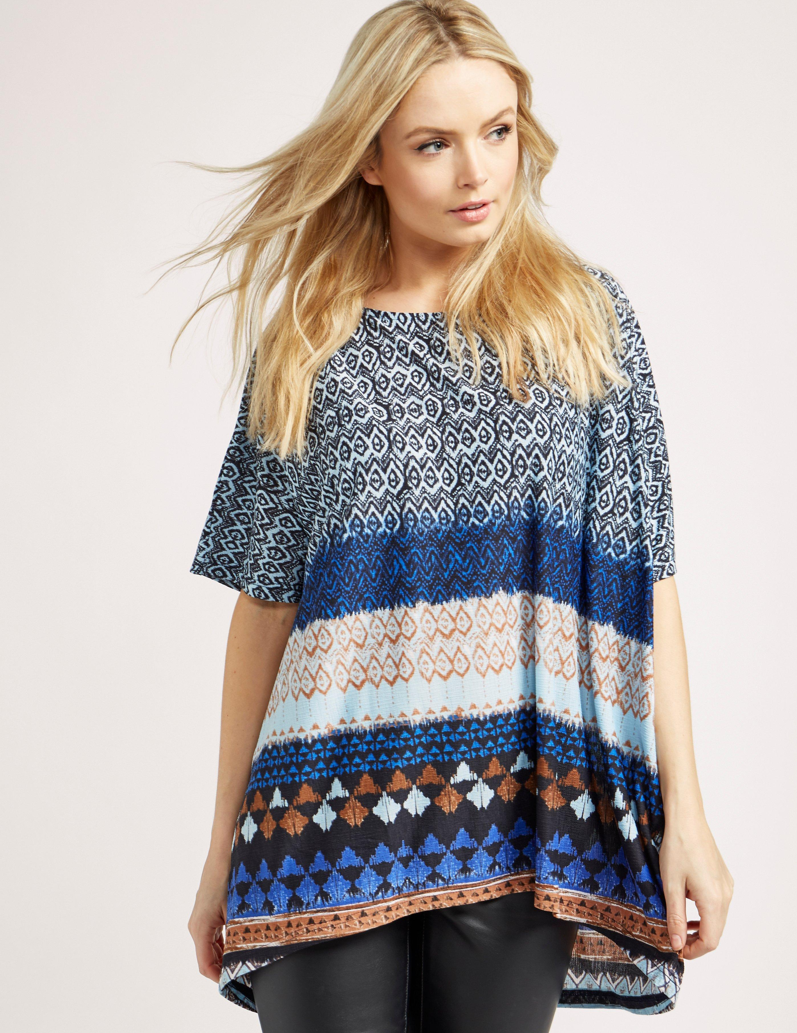 8aba2545edc0 Ilse Jacobsen Wika Top Blue in Blue - Save 14% - Lyst