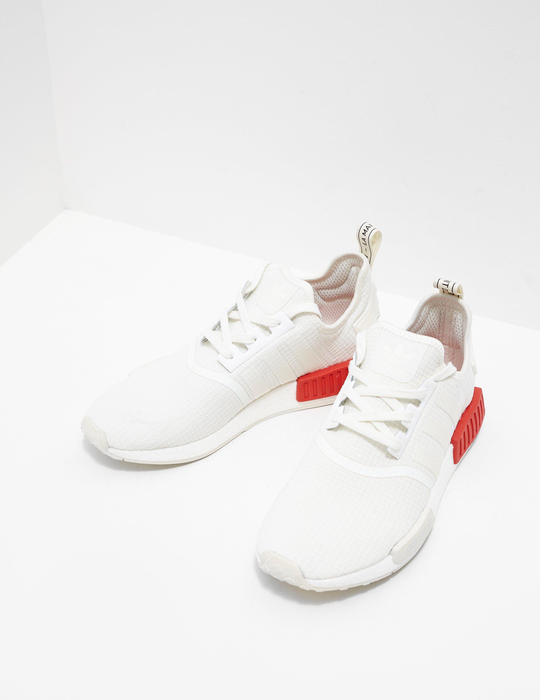 Lyst - adidas Originals Mens Nmd R1 Ripstop White in White for Men 6e6c0ed74