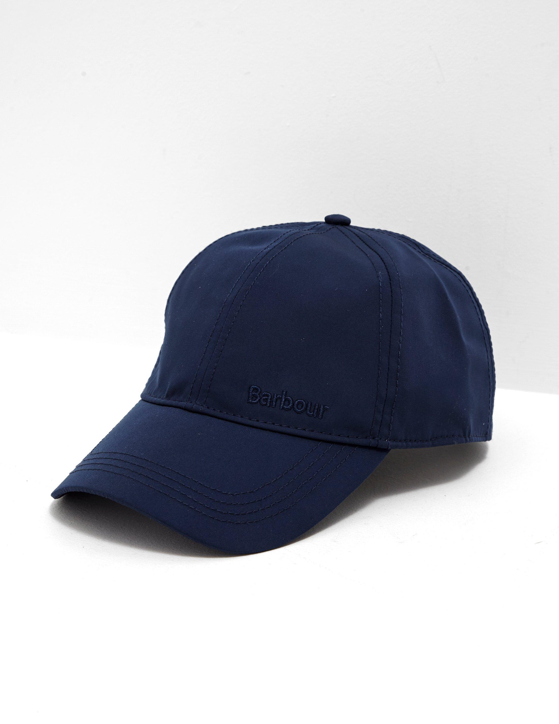 Barbour Mens Berwick Cap Navy Blue in Blue for Men - Lyst 873602aeda48