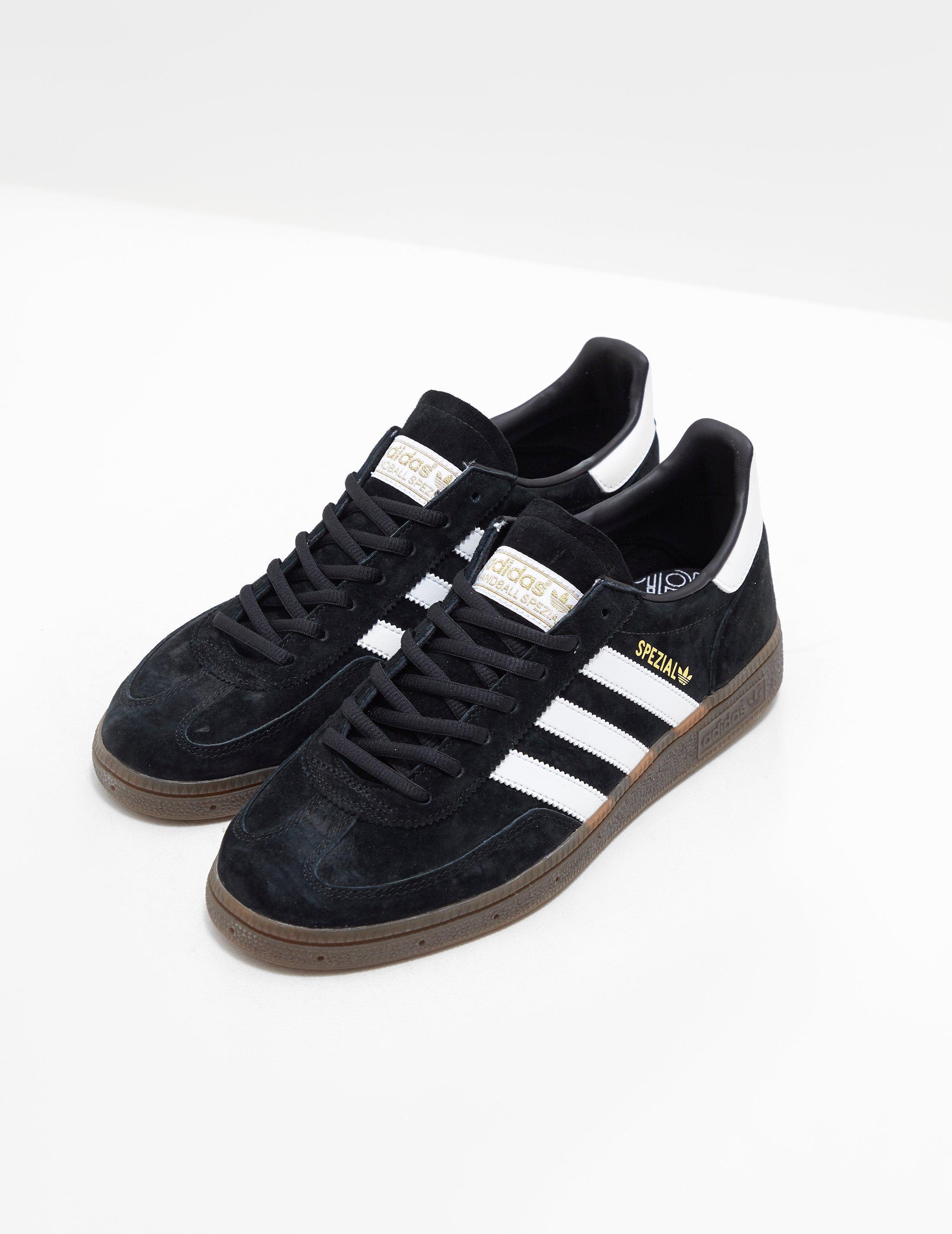online store 15134 286fd adidas Originals. Mens Handball Spezial Black
