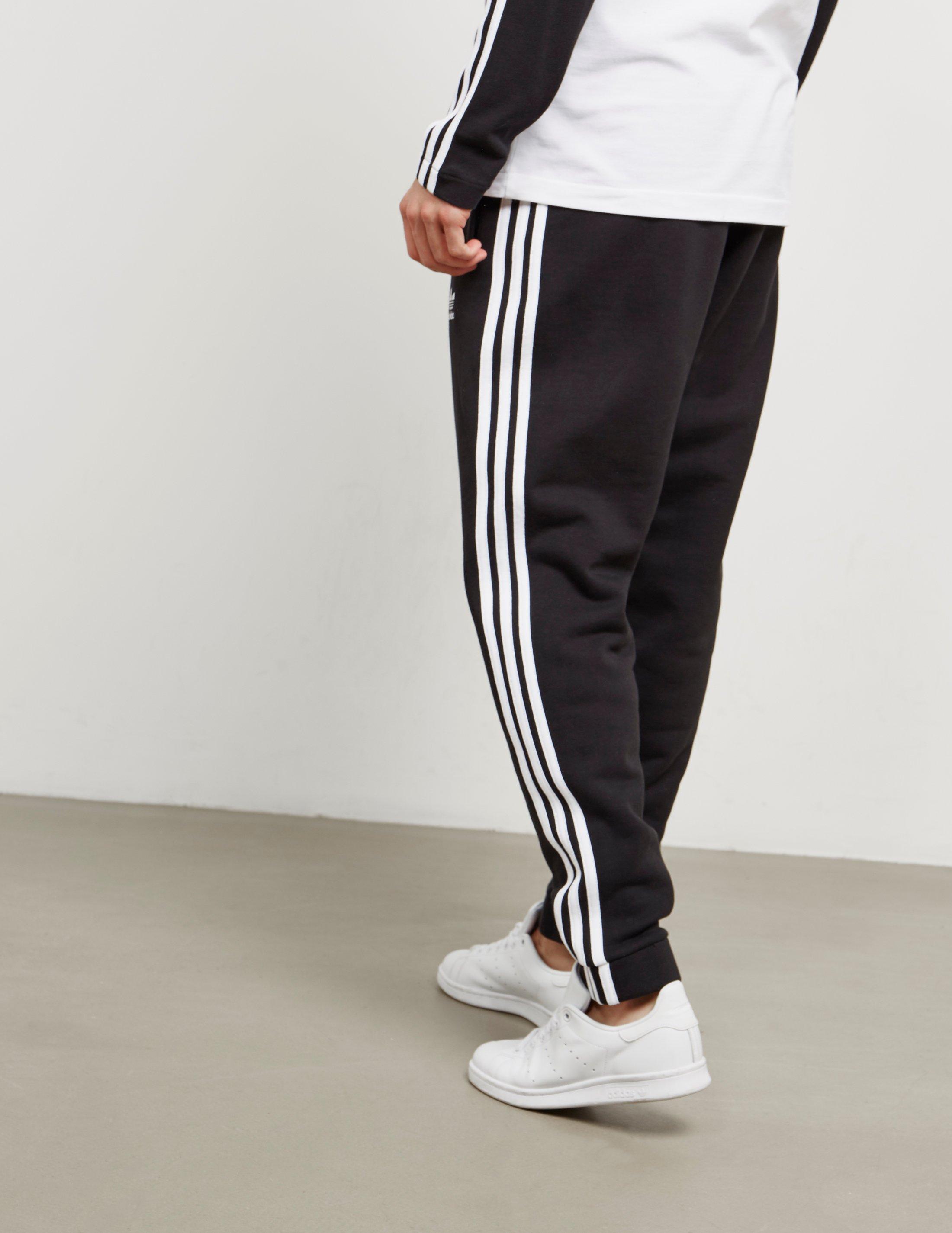 e660633283e02 adidas-originals-Black-Mens-Trefoil-Fleece-Track-Pants-Black.jpeg