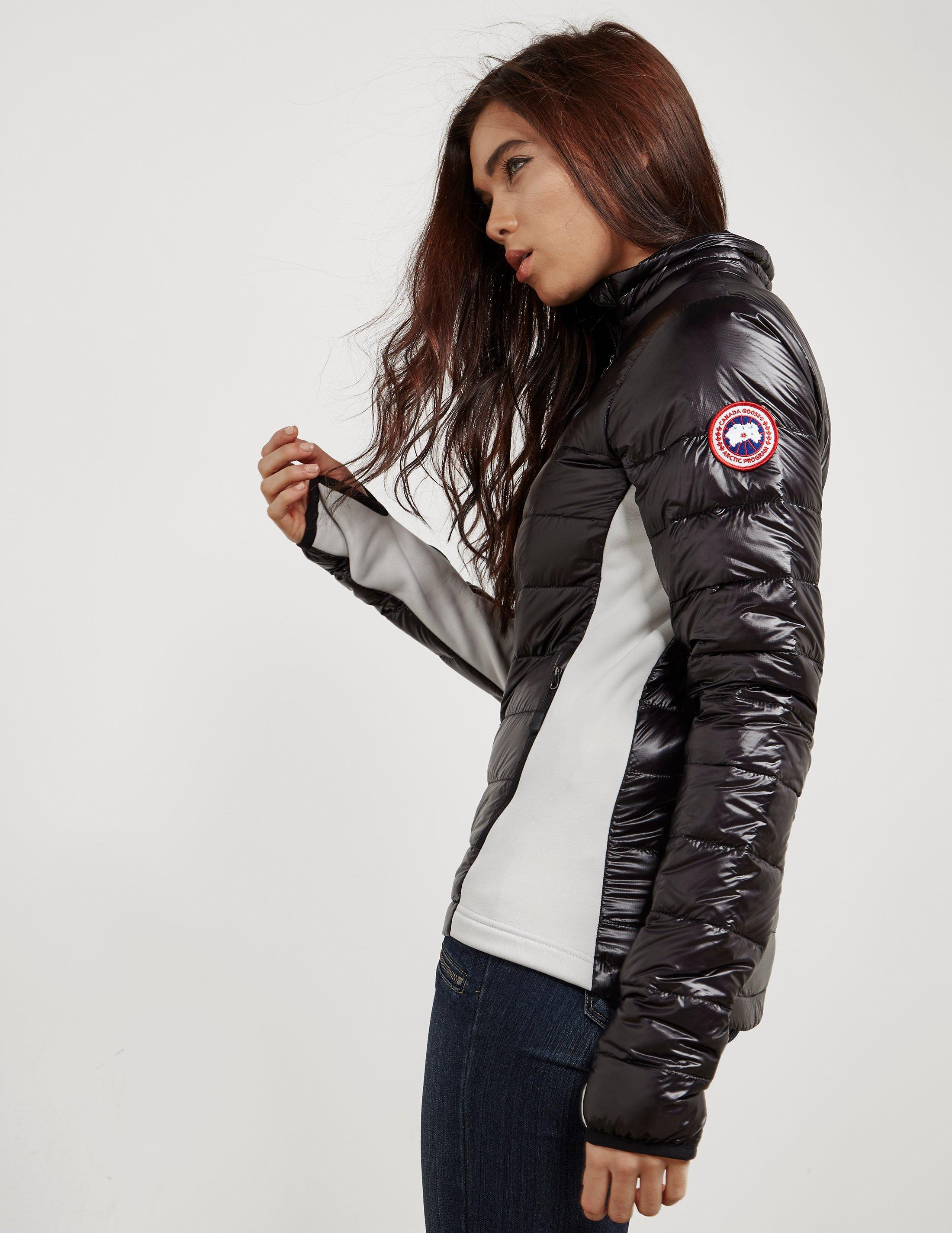 Lyst - Canada Goose Hybridge Lite Jacket in Black - photo#18