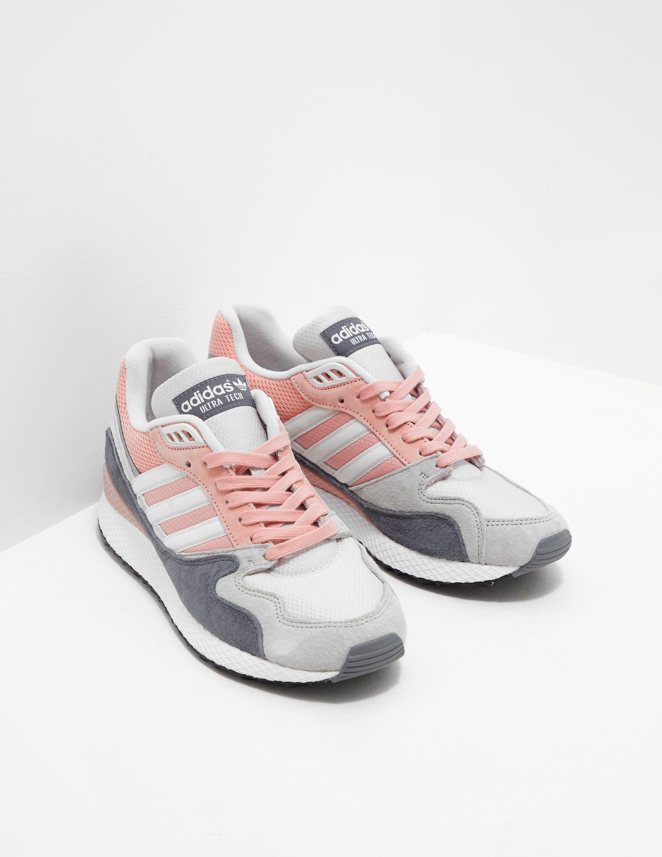 7cd8b3cd0630e Lyst - adidas Originals Ultra Tech Pink in Pink for Men