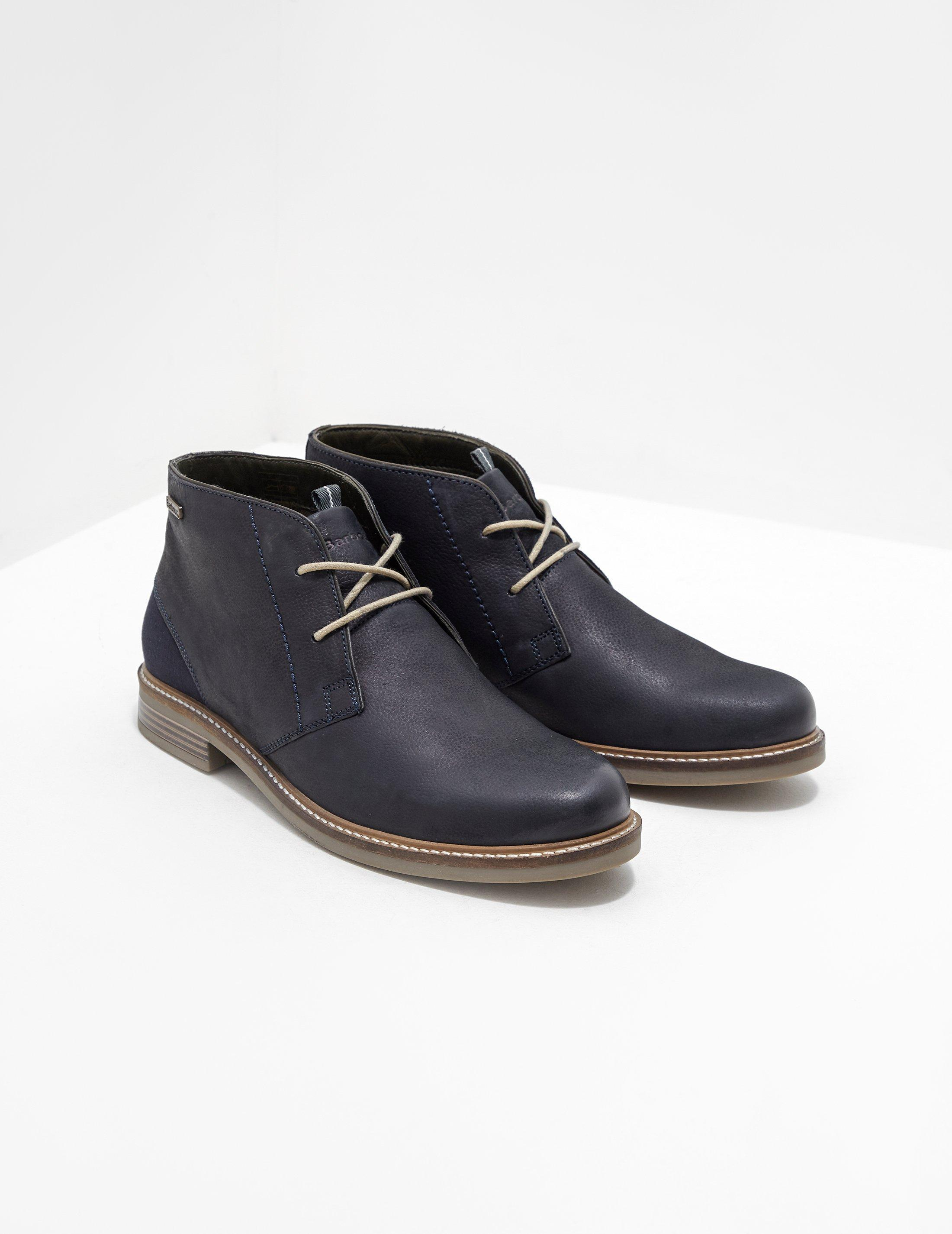 32ef70713f4 Barbour Readhead Boot Navy Blue in Blue for Men - Lyst