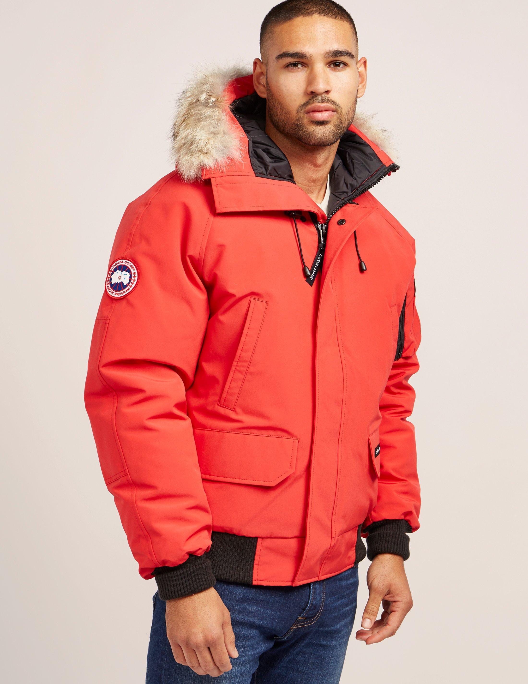 canada goose jacket mens macys