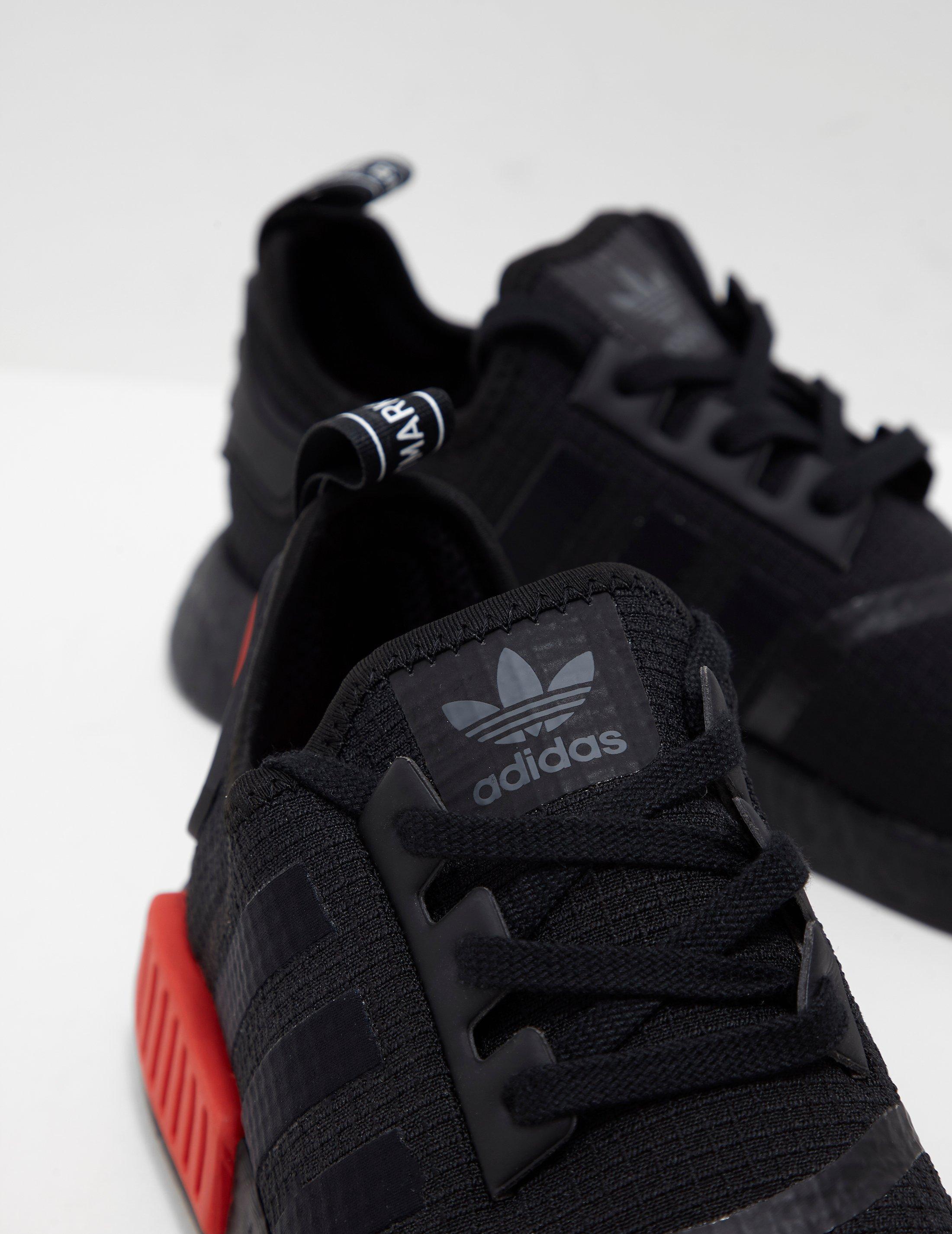 bd9b89b0e363c9 Adidas Originals Mens Nmd R1 Ripstop Black in Black for Men - Lyst