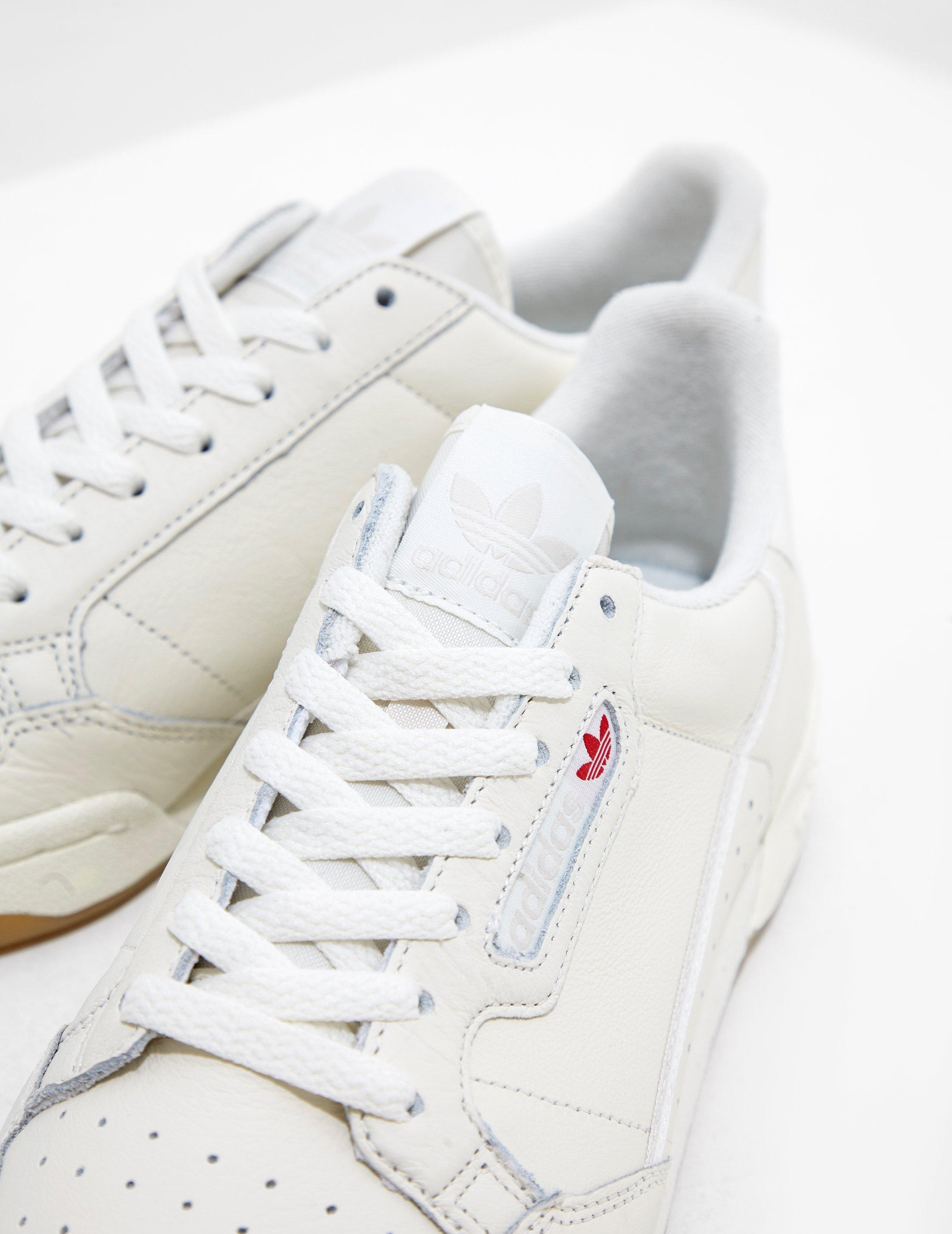 Lyst - adidas Originals Continental 80 Cream for Men 152a83db2ac34