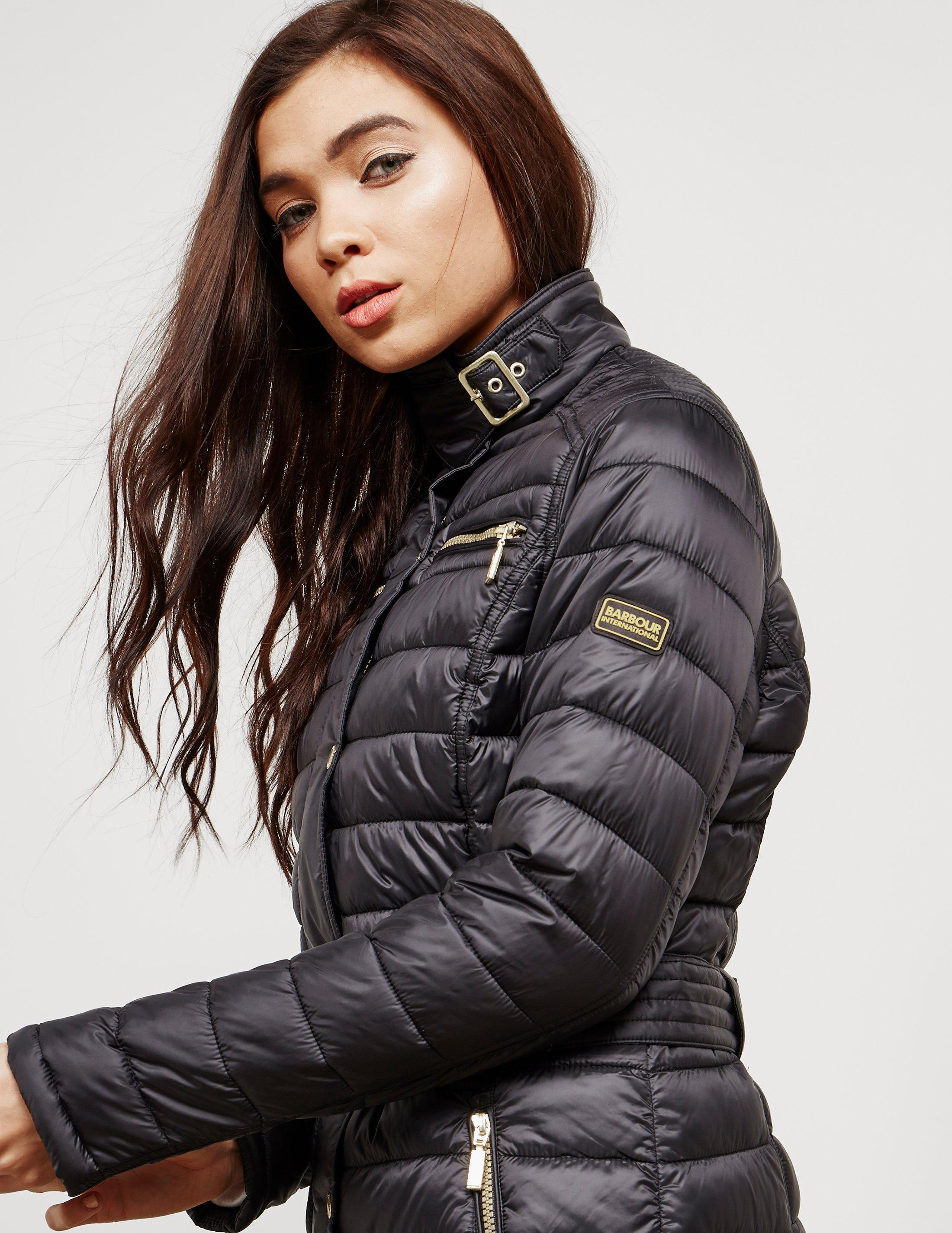 Womens barbour jacket on sale
