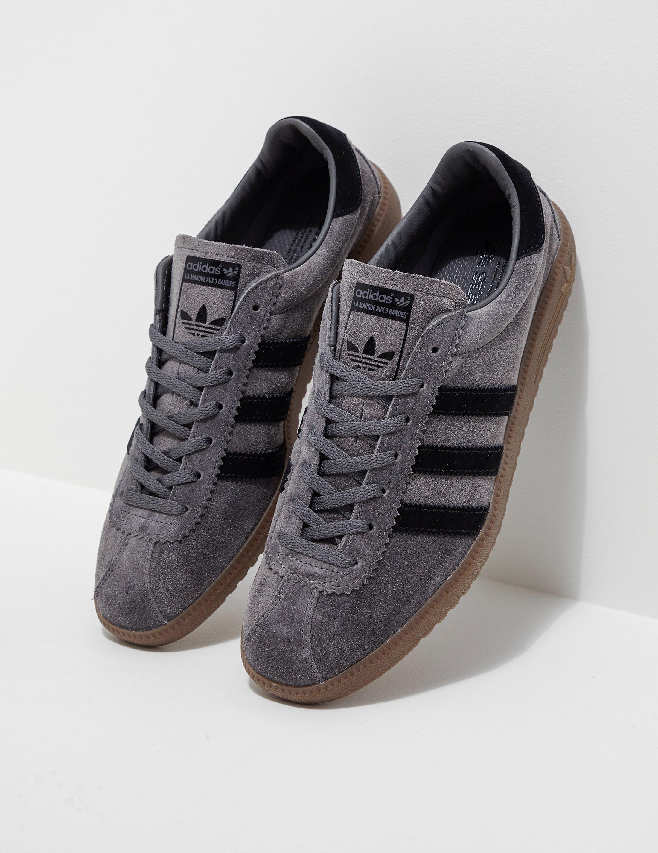 1d5f187583fea3 Lyst - adidas Originals Mens Bermuda Grey black in Gray for Men
