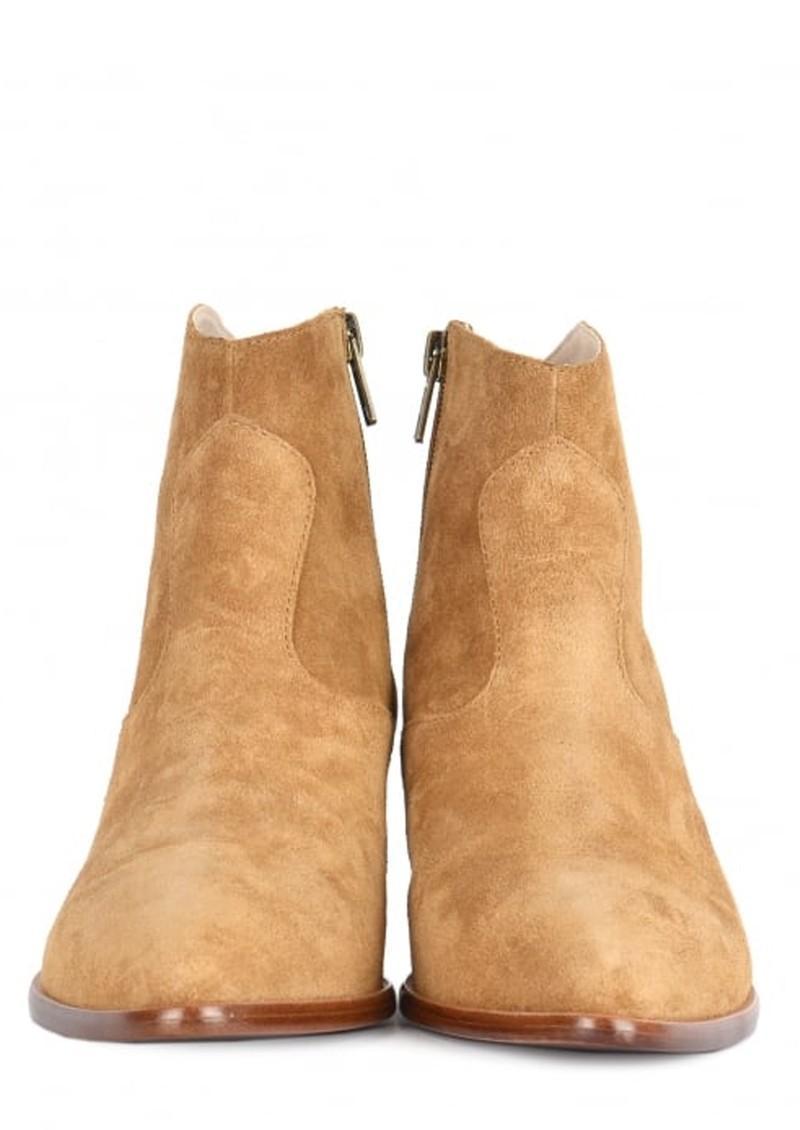 8e3d8a57c21e Ash - Brown Heidi Bis Suede Boots - Lyst. View fullscreen