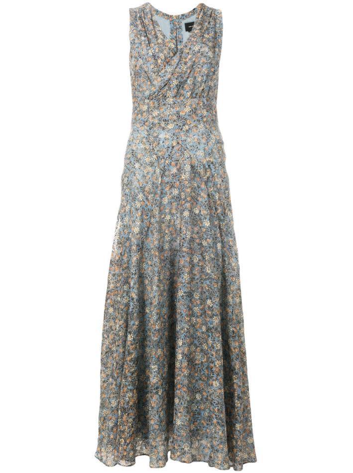 Flessy dress - Blue Isabel Marant JfZDH
